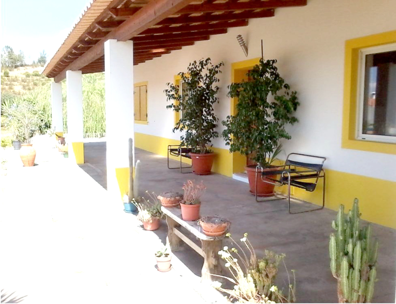 Ferienhaus Haus mit 3 Schlafzimmern in Santa Luzia mit toller Aussicht auf die Berge, möblierter Terr (2609857), Santa Luzia, , Alentejo, Portugal, Bild 5