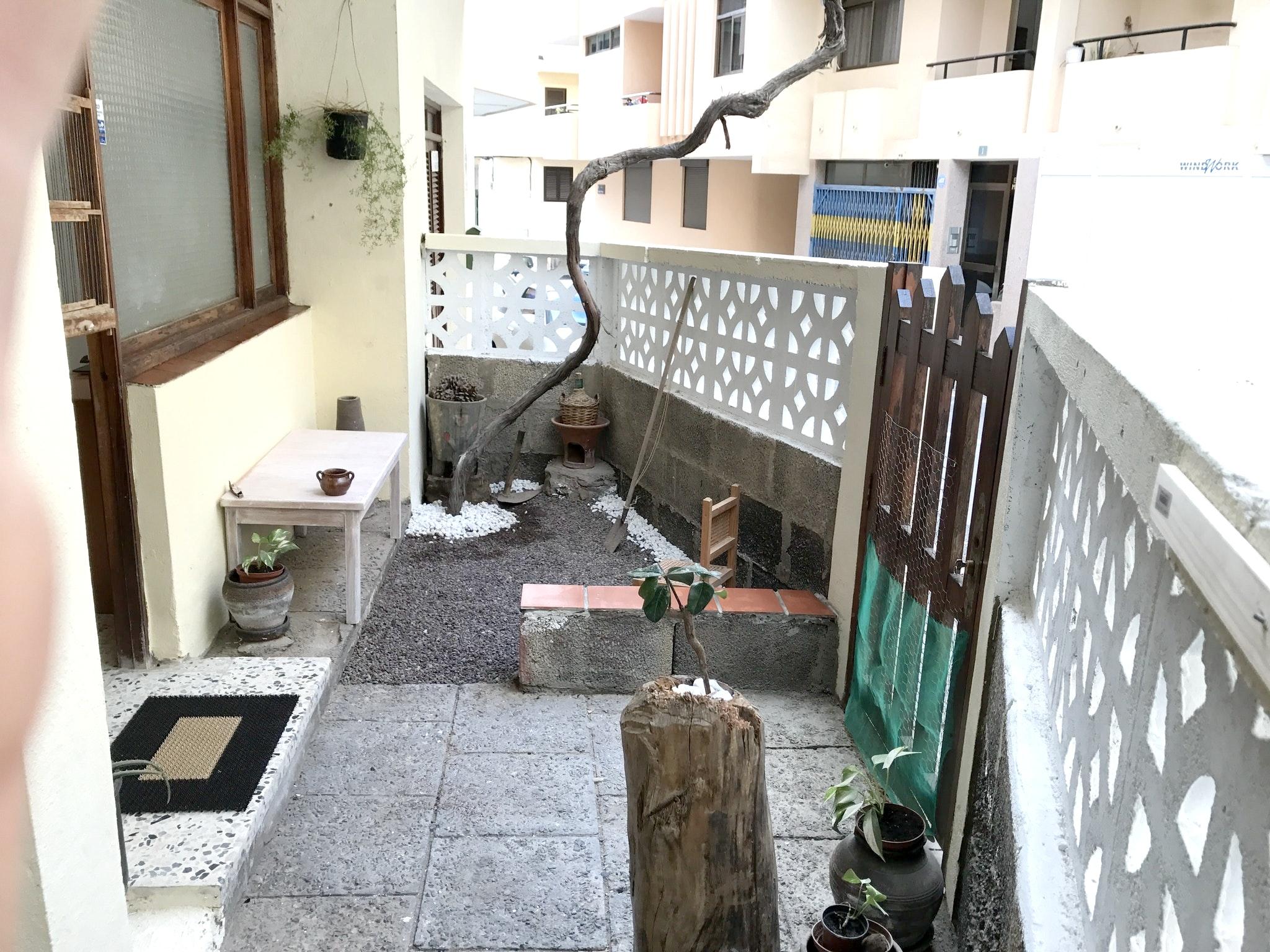 Appartement de vacances Studio in El Médano mit eingezäuntem Garten und W-LAN - 100 m vom Strand entfernt (2399644), El Medano, Ténérife, Iles Canaries, Espagne, image 3