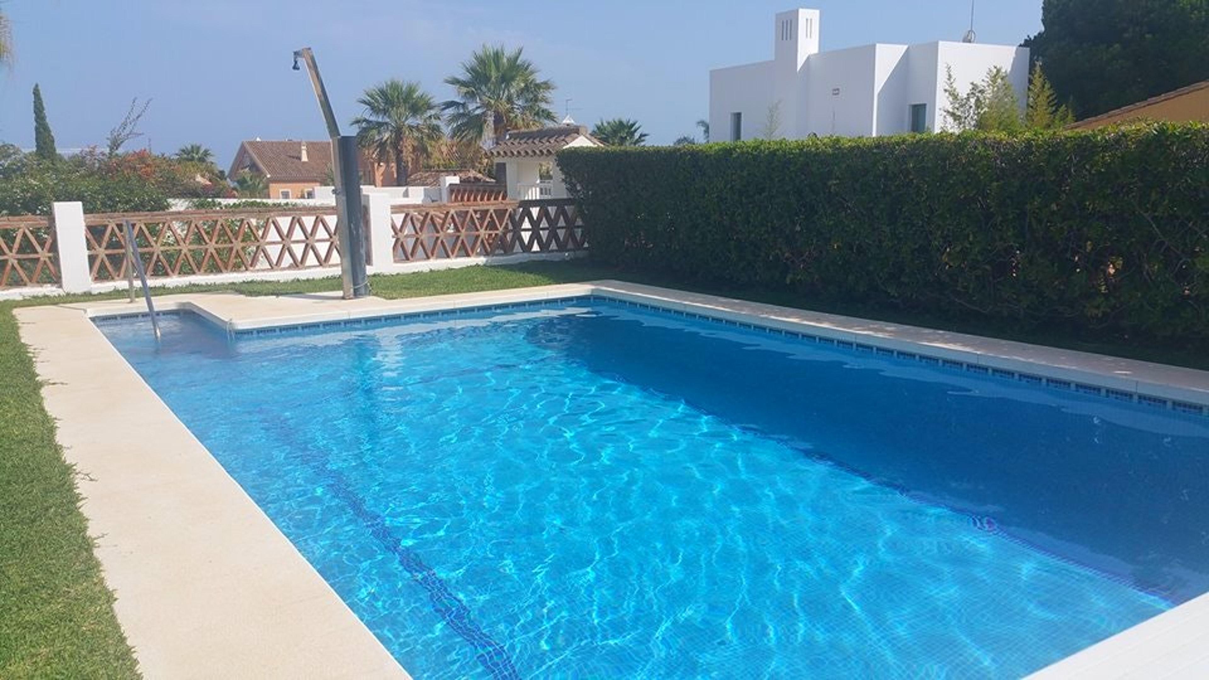 Villa mit 3 Schlafzimmern in Marbella mit herrlich Villa