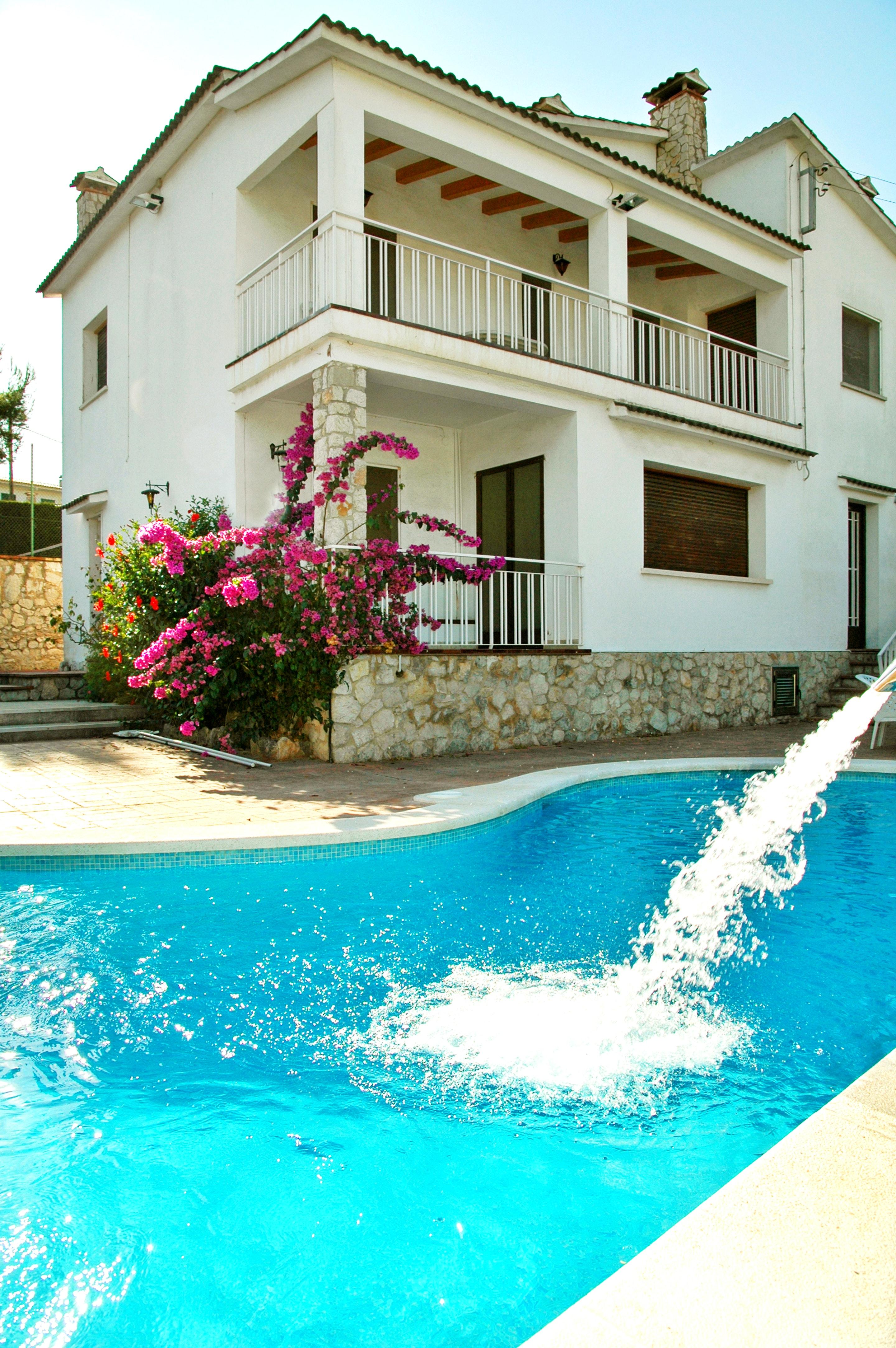 Ferienhaus Villa mit 6 Schlafzimmern in Canyelles mit toller Aussicht auf die Berge, privatem Pool, e (2339365), Canyelles, Costa del Garraf, Katalonien, Spanien, Bild 27