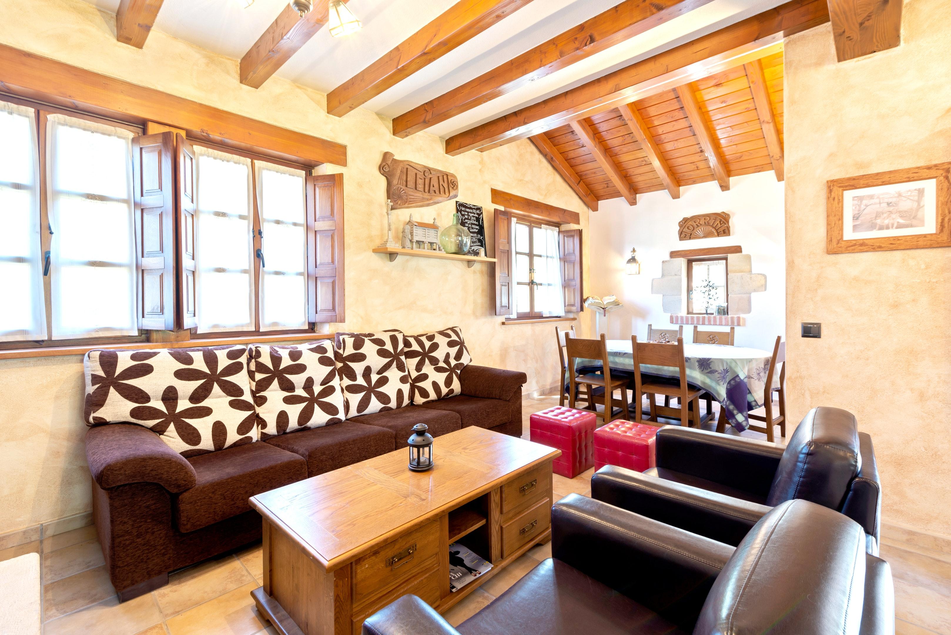 Ferienhaus Villa mit 6 Schlafzimmern in Bizkaia mit privatem Pool und möblierter Terrasse (2519370), Dima, Bizkaia, Baskenland, Spanien, Bild 7