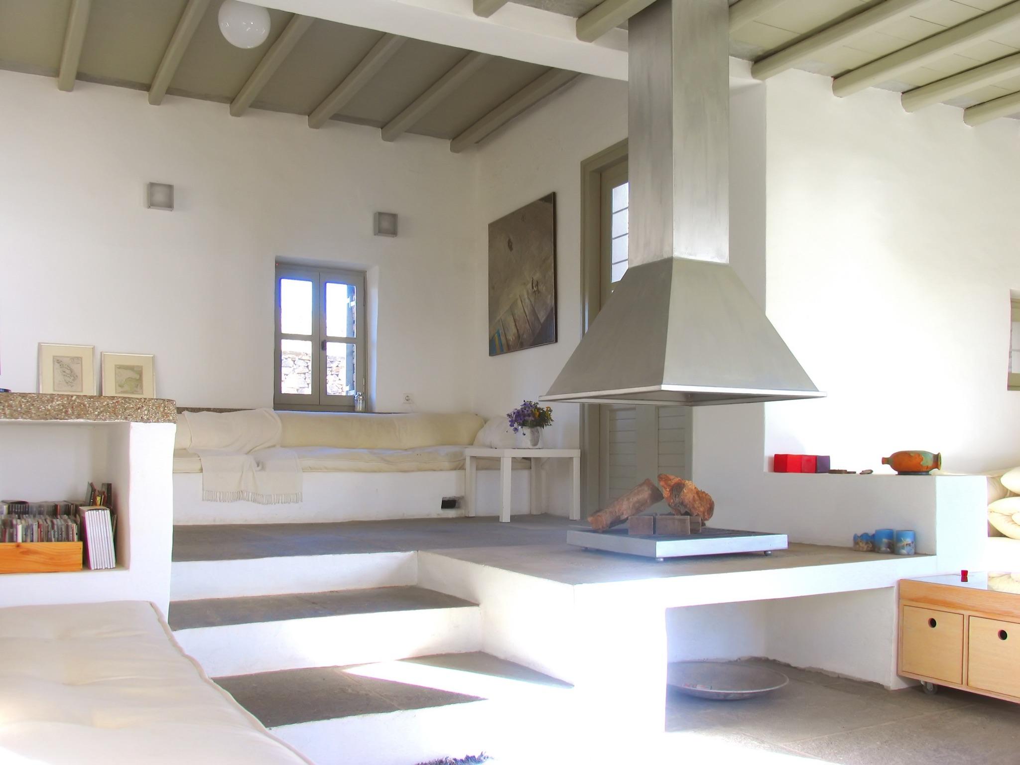 Holiday house Luxuriöse Villa und Gästehaus mit WLAN, Pool und Blick auf den Sonnenuntergang im Ägäische (2202206), Siphnos, Sifnos, Cyclades, Greece, picture 10