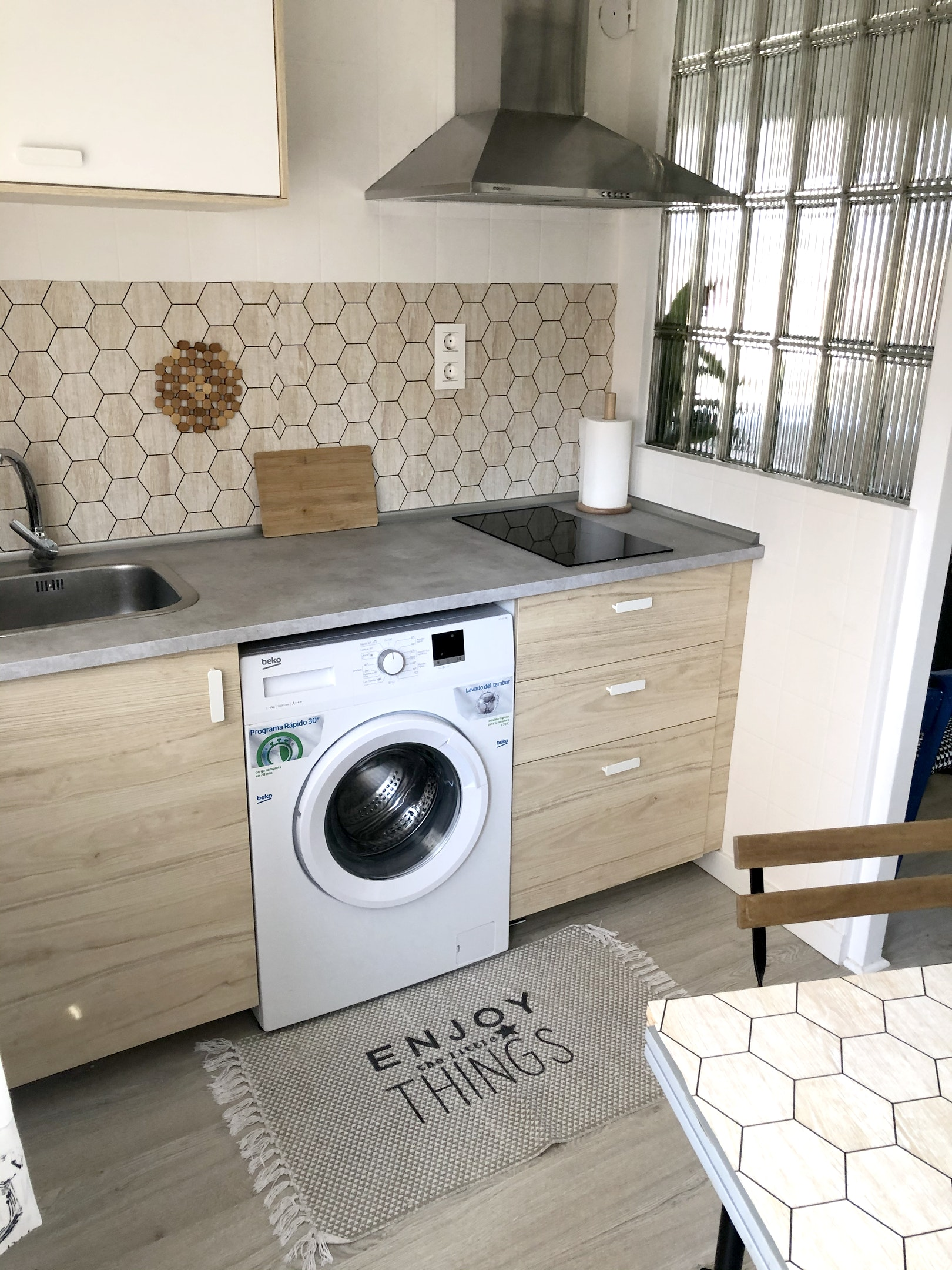 Ferienwohnung Wohnung mit 2 Schlafzimmern in Tudela mit schöner Aussicht auf die Stadt, möblierter Terra (2708241), Tudela, , Navarra, Spanien, Bild 59