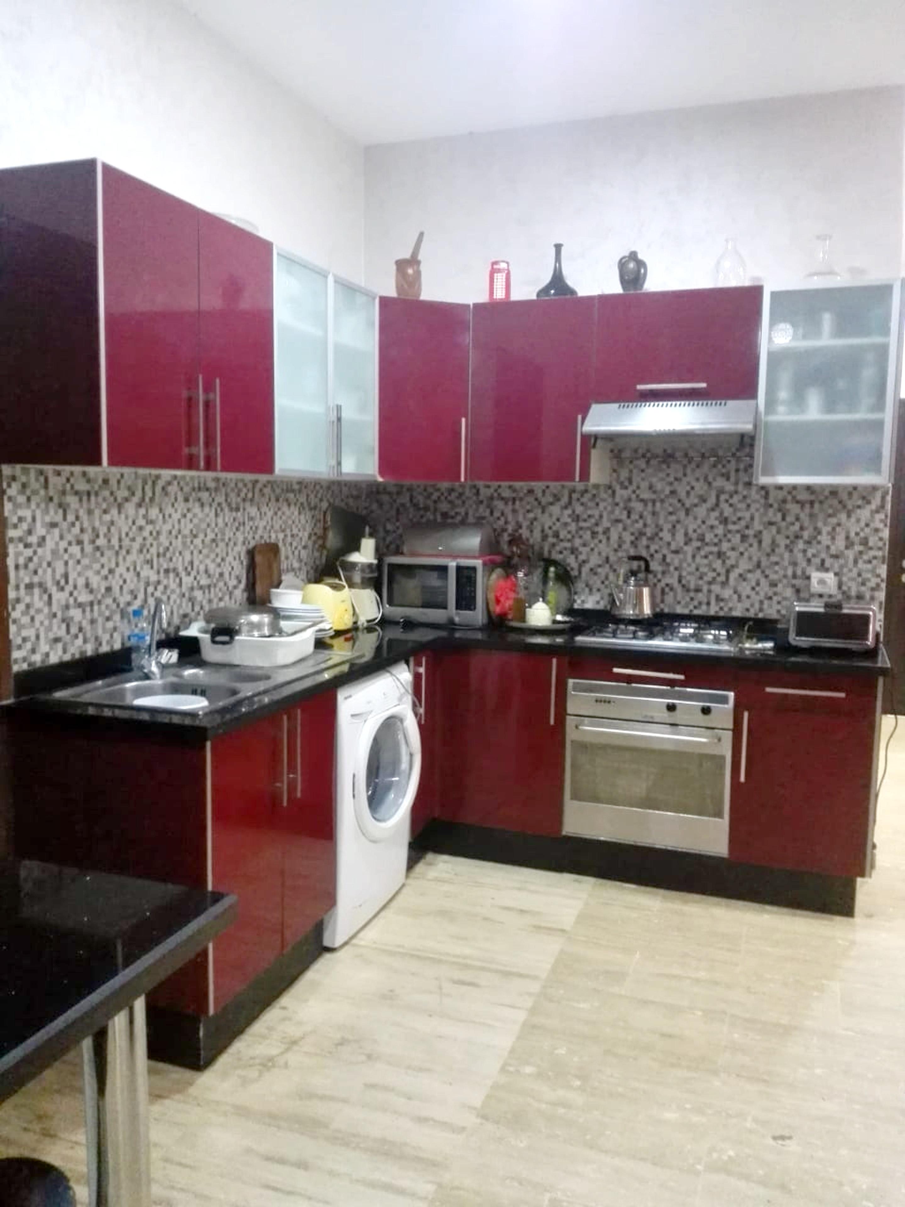 Wohnung mit 3 Schlafzimmern in Maarif, Casablanca  Ferienwohnung in Afrika