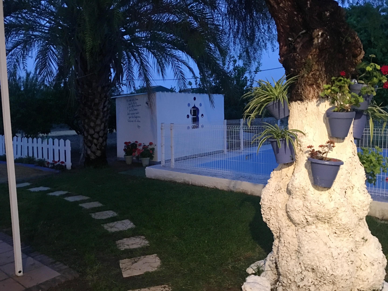 Ferienhaus Hütte mit 5 Schlafzimmern in Utrera mit privatem Pool und eingezäuntem Garten (2339764), Utrera, Sevilla, Andalusien, Spanien, Bild 13