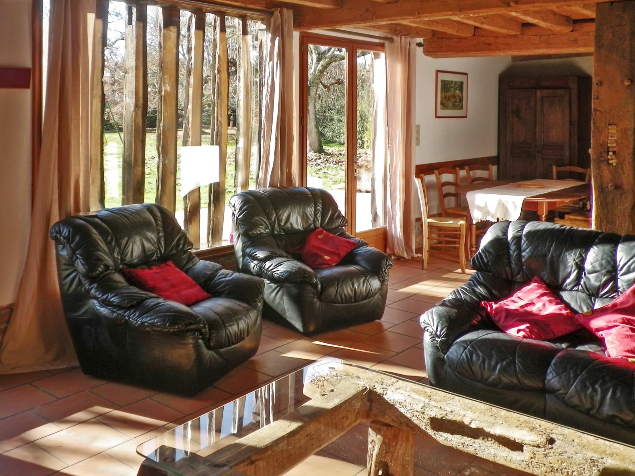 Holiday house Villa mit 4 Zimmern in Trensacq mit privatem Pool und möbliertem Garten - 45 km vom Strand (2202366), Trensacq, Landes, Aquitania, France, picture 6
