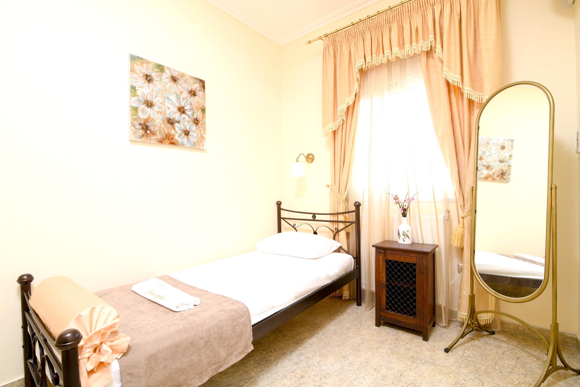 Holiday house Villa mit 5 Schlafzimmern in Kitsi mit privatem Pool, eingezäuntem Garten und W-LAN (2339398), Koropion, , Attica, Greece, picture 33