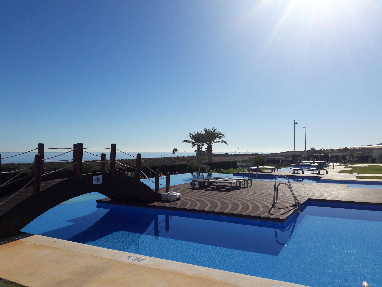 Ferienwohnung Wohnung mit 2 Schlafzimmern in San Juan de los Terreros mit herrlichem Meerblick, Pool, ei (2372661), San Juan de los Terreros, Costa de Almeria, Andalusien, Spanien, Bild 4