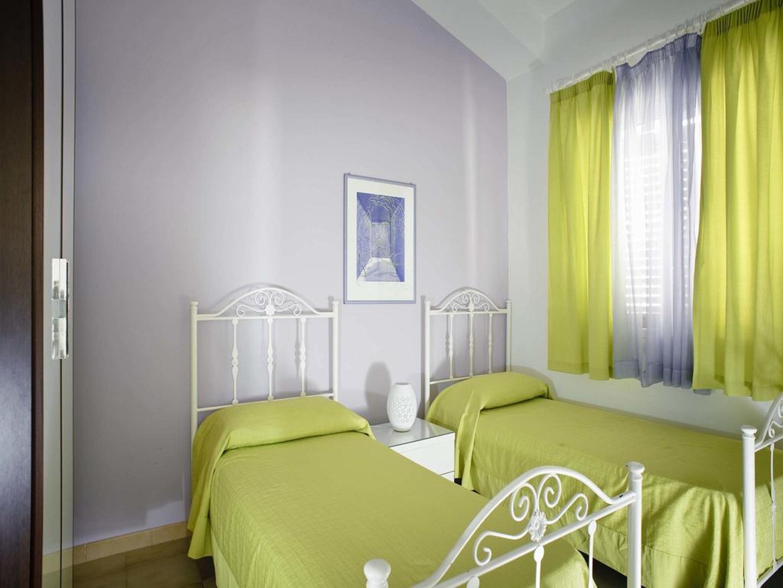 Holiday apartment Wohnung mit 3 Schlafzimmern in Piano di Trappeto mit herrlichem Meerblick, möblierter Terr (2271436), Balestrate, Palermo, Sicily, Italy, picture 16