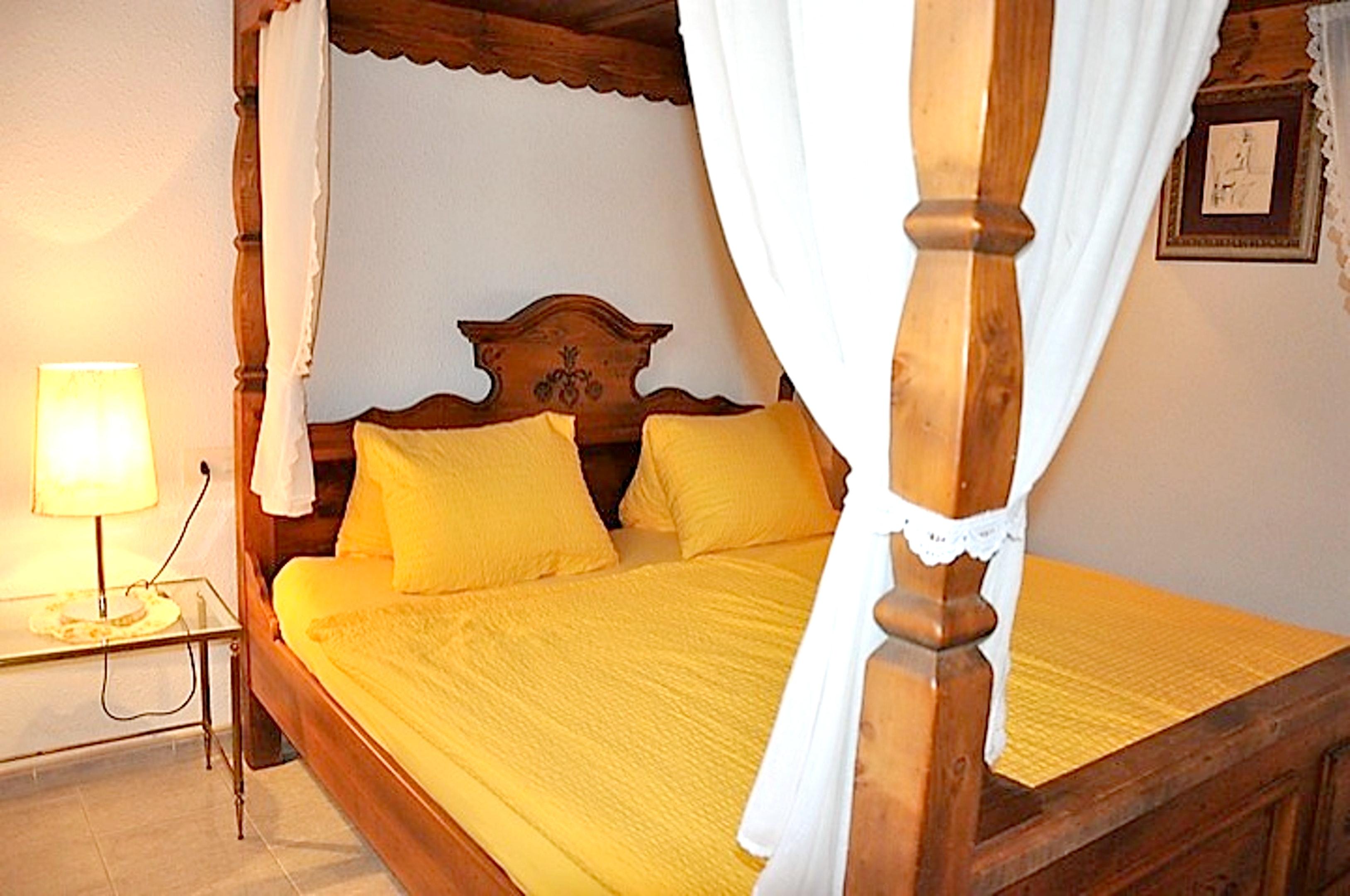Ferienhaus Villa mit 3 Schlafzimmern in Ampolla mit herrlichem Meerblick, privatem Pool, möbliertem G (2201036), L'Ampolla, Costa Dorada, Katalonien, Spanien, Bild 9