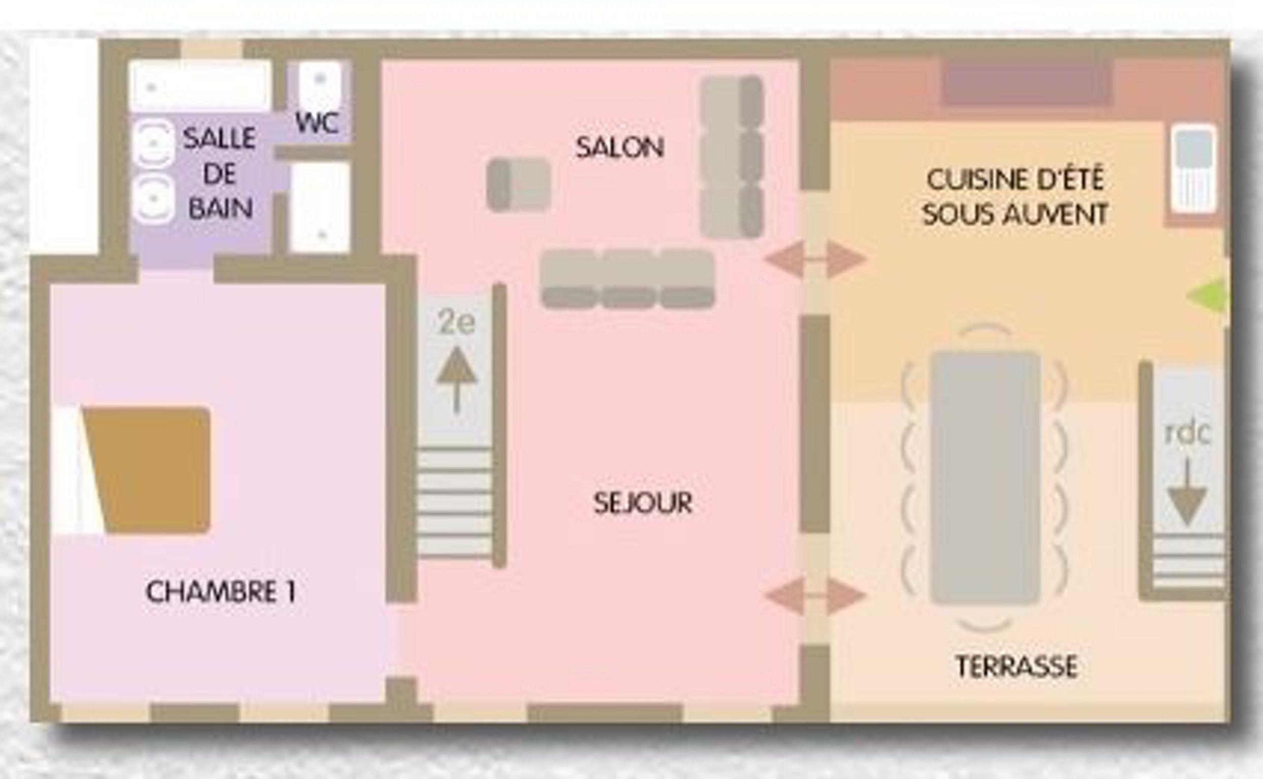Maison de vacances Villa mit 5 Zimmern in La Garde-Freinet mit privatem Pool, Garten und W-LAN - 20 km vom St (2339879), La Garde Freinet, Côte d'Azur, Provence - Alpes - Côte d'Azur, France, image 28