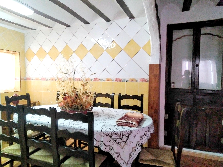 Ferienhaus Haus mit 5 Schlafzimmern in Casas del Cerro mit toller Aussicht auf die Berge und möbliert (2201517), Casas del Cerro, Albacete, Kastilien-La Mancha, Spanien, Bild 10