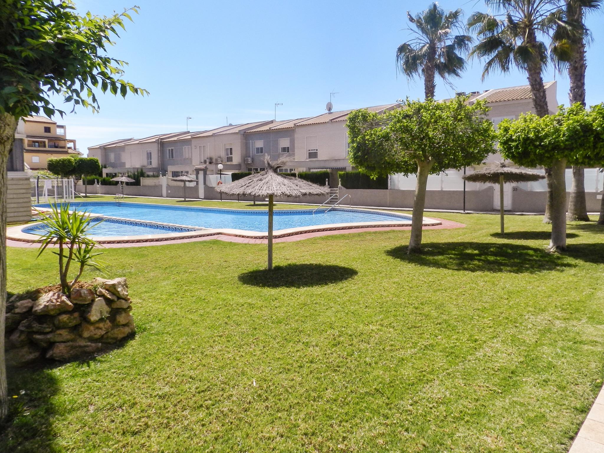 Ferienhaus Helles, modernes Haus in Torrevieja mit Gemeinschaftspool, 5 Minuten vom Strand La Mata en (2201630), Torrevieja, Costa Blanca, Valencia, Spanien, Bild 48