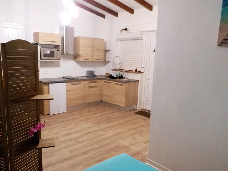 Wohnung mit einem Schlafzimmer in Petit Bourg mit  Ferienwohnung in Guadeloupe