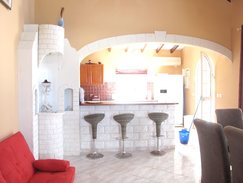 Villa mit 5 Schlafzimmern in Deshaies mit herrlich Villa in Guadeloupe