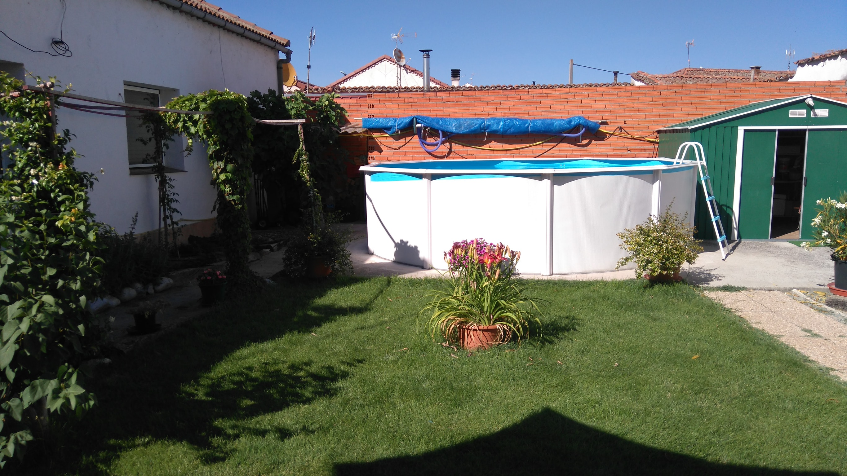Ferienhaus Haus mit 2 Schlafzimmern in Chatún mit privatem Pool, eingezäuntem Garten und W-LAN (2201405), Chatun, Segovia, Kastilien-León, Spanien, Bild 4