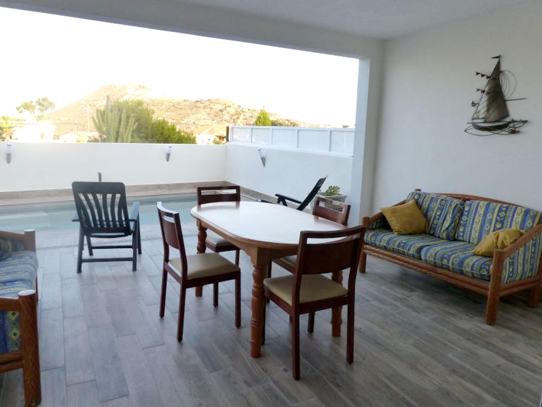 Villa mit 3 Schlafzimmern in San Juan de los Terre Villa  Costa de Almeria