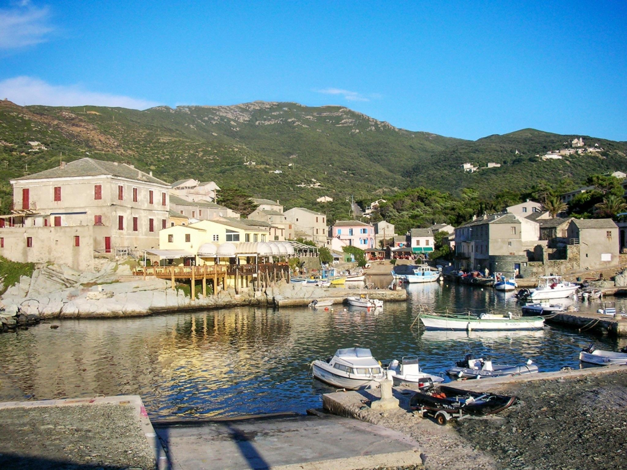Maison de vacances Herrliches Haus mit neun Schlafzimmern und grandiosem Blick aufs Meer im hübschen Dörfchen (2202571), Centuri, Haute-Corse, Corse, France, image 33