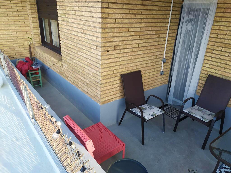 Ferienwohnung Wohnung mit 2 Schlafzimmern in Tudela mit schöner Aussicht auf die Stadt, möblierter Terra (2708241), Tudela, , Navarra, Spanien, Bild 25