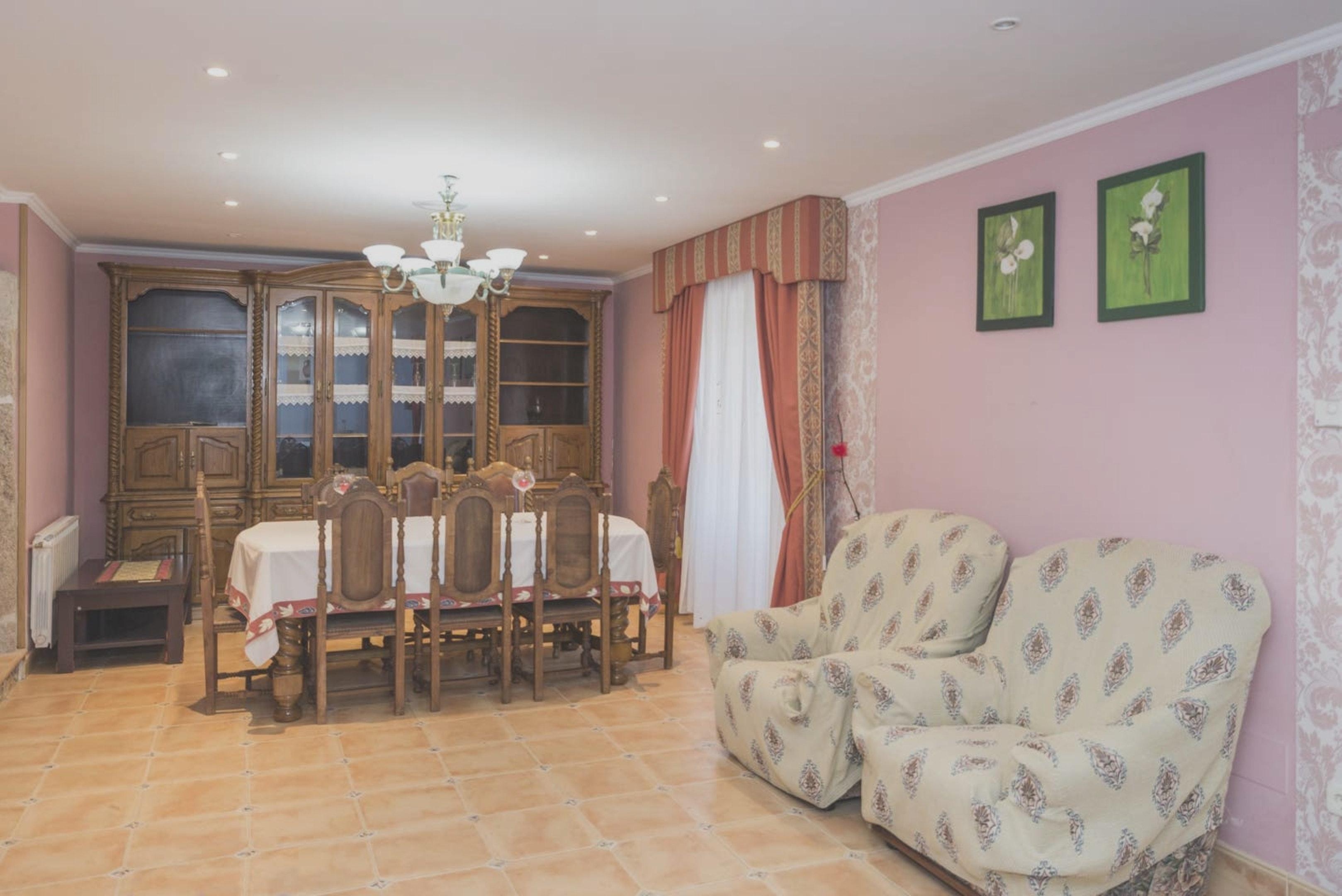 Haus mit 4 Schlafzimmern in Carboeiro de Francia m Ferienhaus  Galizien