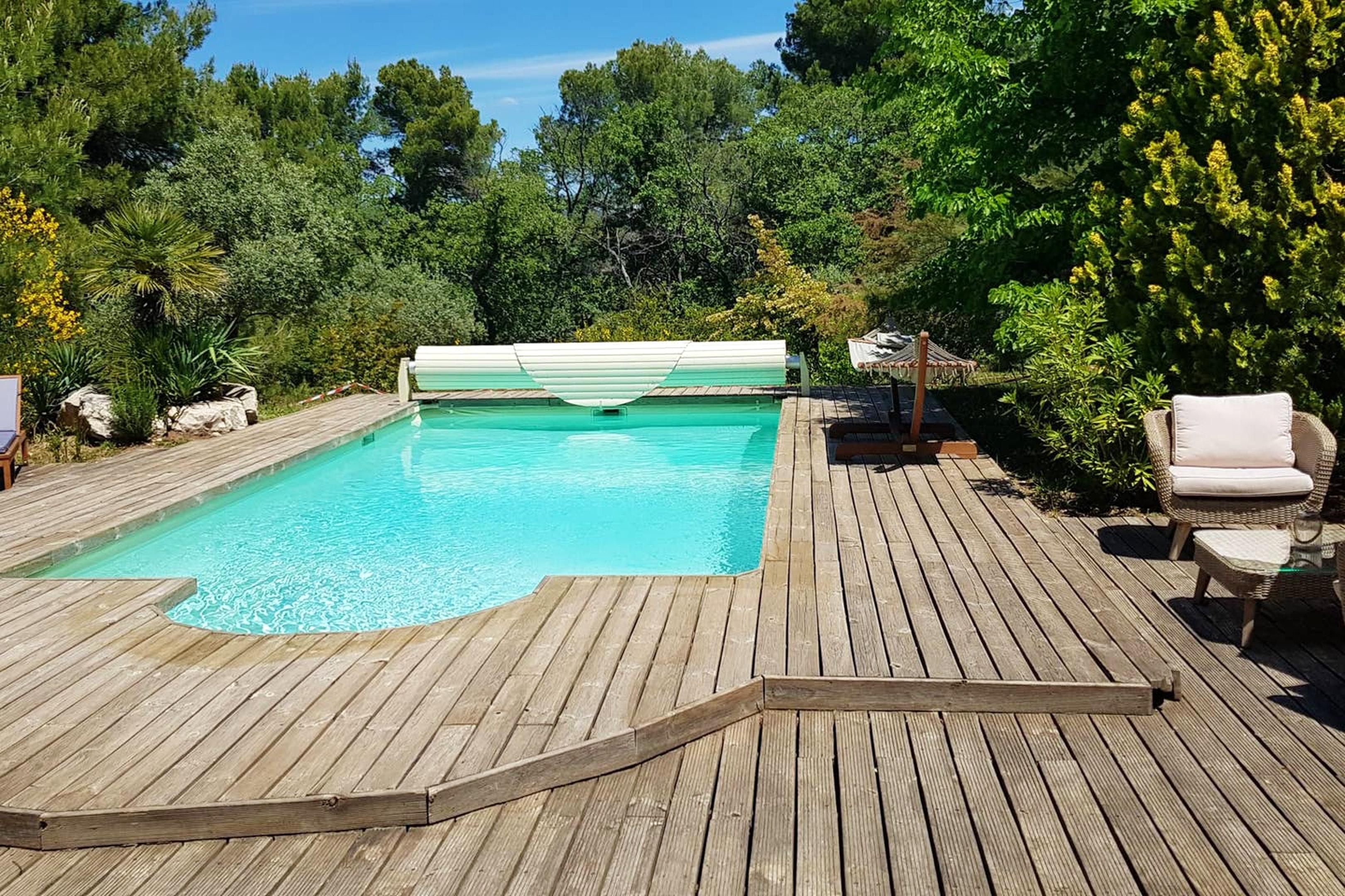 Holiday apartment Wohnung mit einem Schlafzimmer in Grambois mit Pool, eingezäuntem Garten und W-LAN (2818942), Grambois, Vaucluse, Provence - Alps - Côte d'Azur, France, picture 1