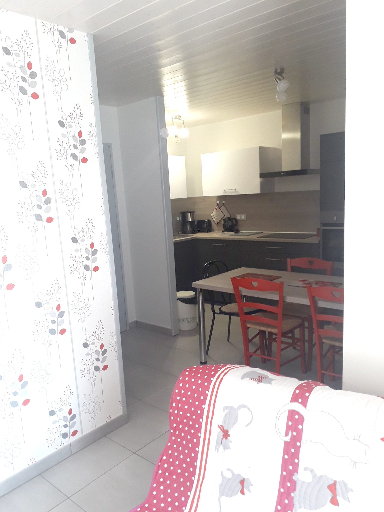 Appartement de vacances Wohnung mit einem Schlafzimmer in Métabief mit Pool und Balkon - 400 m vom Skigebiet entfe (2485992), Métabief, Doubs, Franche-Comté, France, image 14