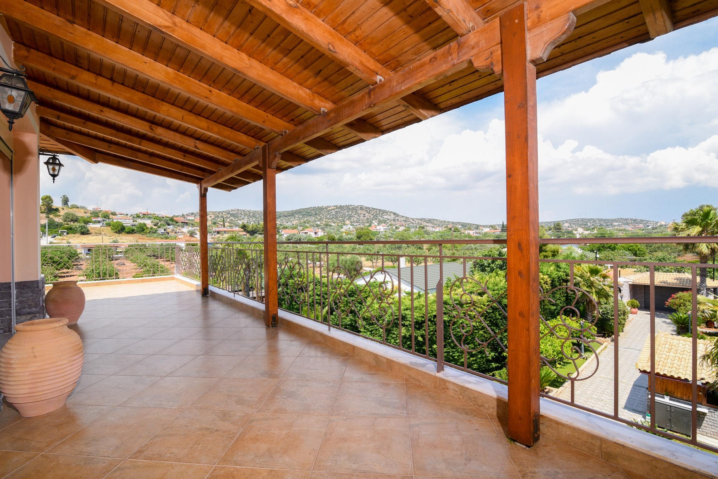 Holiday house Villa mit 5 Schlafzimmern in Kitsi mit privatem Pool, eingezäuntem Garten und W-LAN (2339398), Koropion, , Attica, Greece, picture 26
