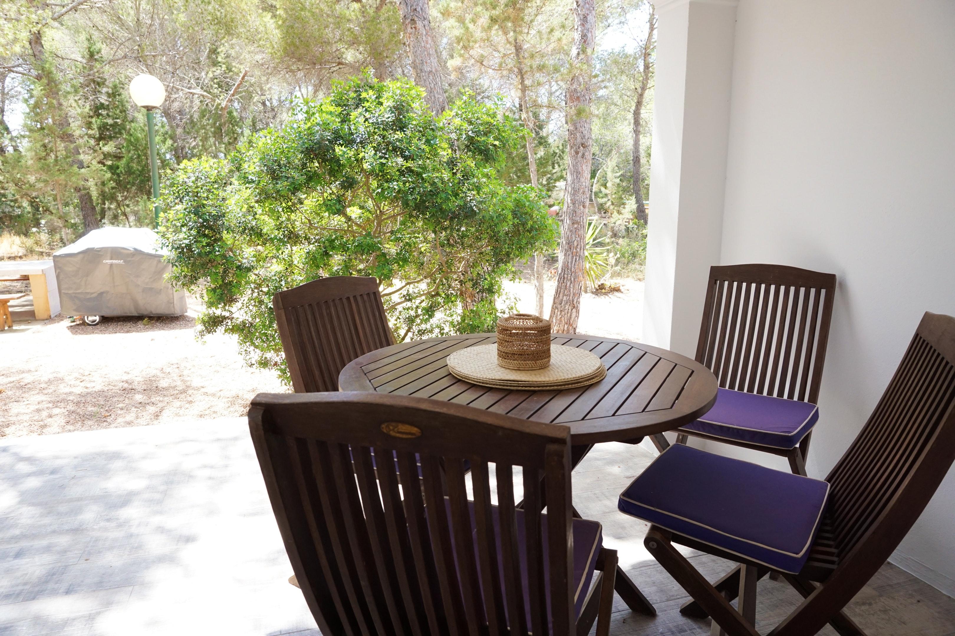 Maison de vacances Haus mit 2 Schlafzimmern in Platja de Migjorn mit möbliertem Garten und W-LAN - 500 m vom  (2401818), San Fernando, Formentera, Iles Baléares, Espagne, image 3