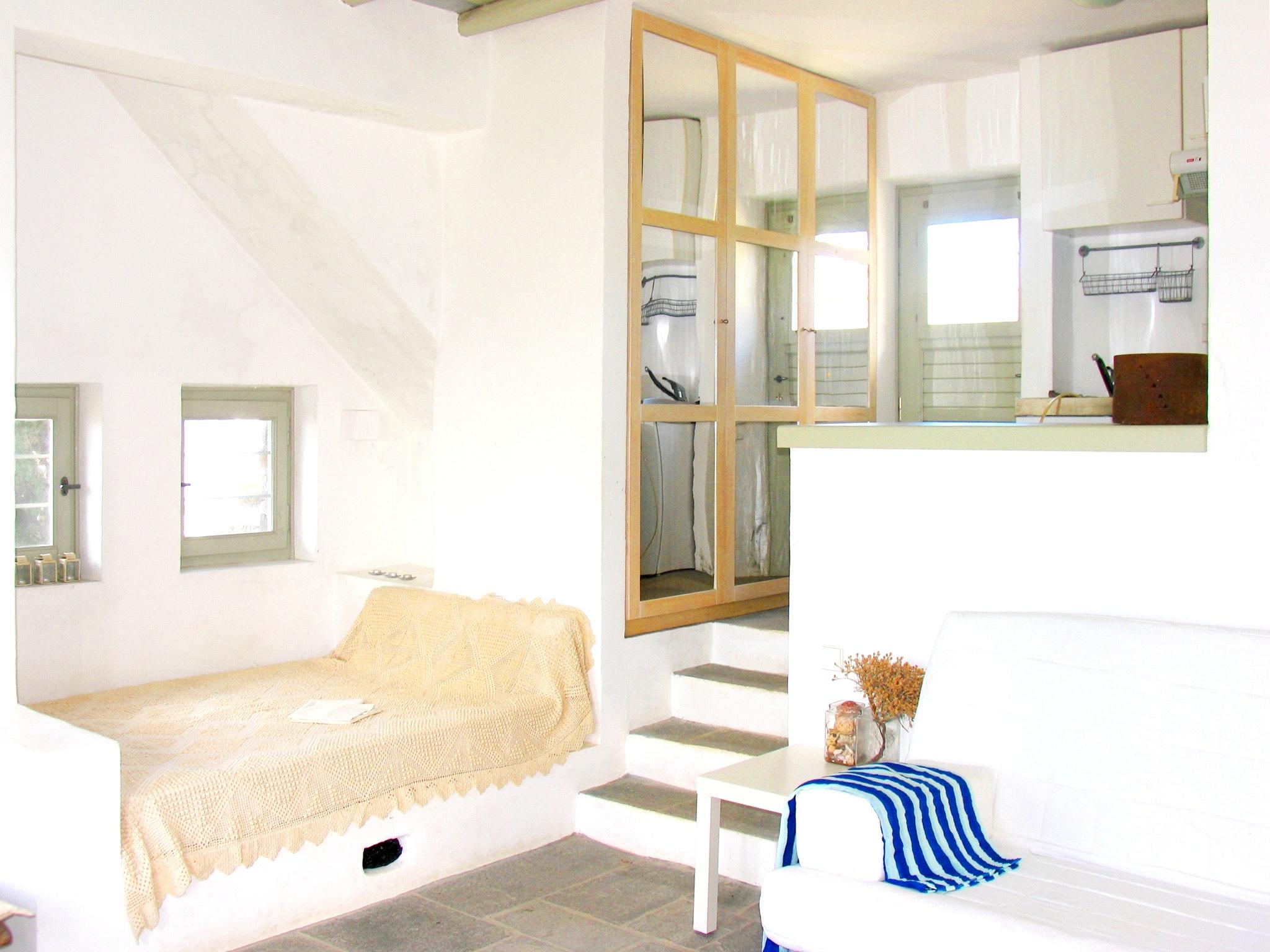 Holiday house Luxuriöse Villa und Gästehaus mit WLAN, Pool und Blick auf den Sonnenuntergang im Ägäische (2202206), Siphnos, Sifnos, Cyclades, Greece, picture 11