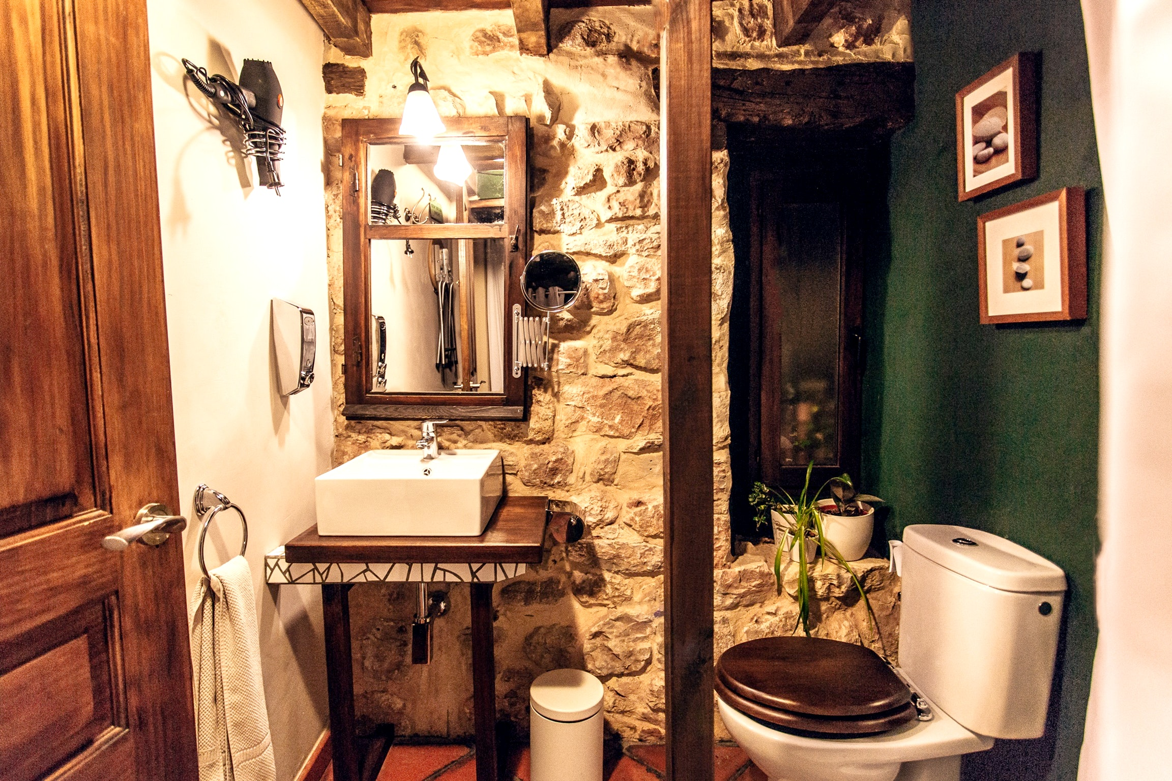 Ferienhaus Haus mit 5 Zimmern in Fuenteodra mit toller Aussicht auf die Berge, eingezäuntem Garten un (2211142), Fuenteodra, Burgos, Kastilien-León, Spanien, Bild 31
