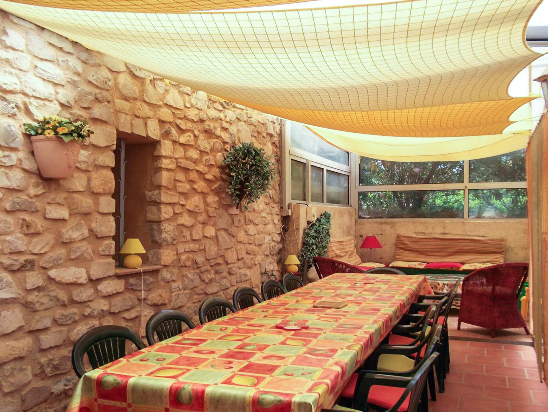 Holiday house Haus mit 6 Schlafzimmern in Vaison-la-Romaine mit toller Aussicht auf die Berge, privatem  (2202757), Vaison la Romaine, Vaucluse, Provence - Alps - Côte d'Azur, France, picture 6