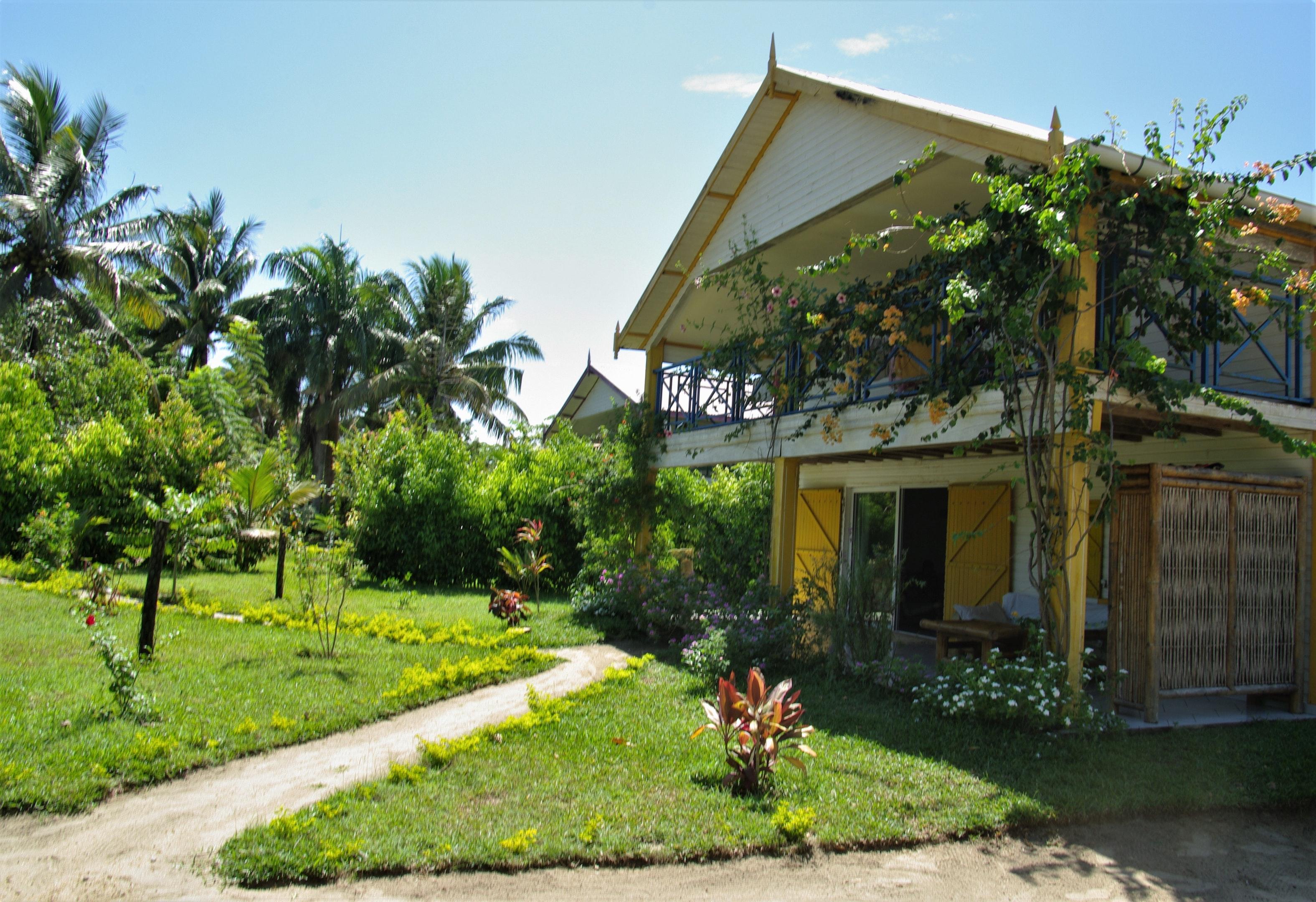 Villa mit 4 Schlafzimmern in Foulpointe Madagascar Villa in Afrika