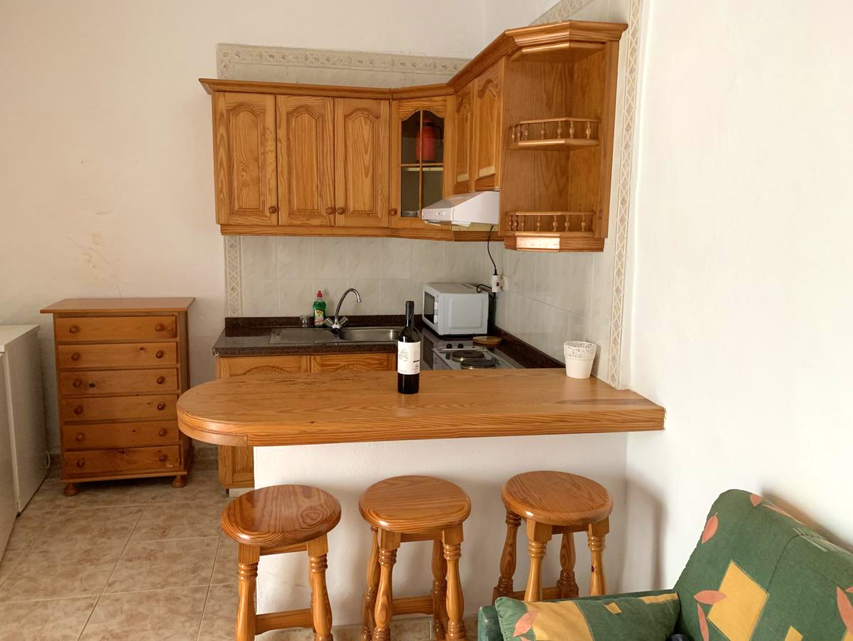 Holiday apartment Studio in Frontera mit Terrasse - 2 km vom Strand entfernt (2691591), Tigaday, El Hierro, Canary Islands, Spain, picture 8