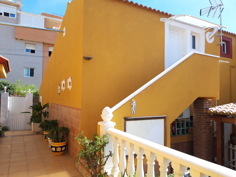 Studio in Aguadulce mit herrlichem Meerblick, Pool Ferienwohnung  Costa de Almeria