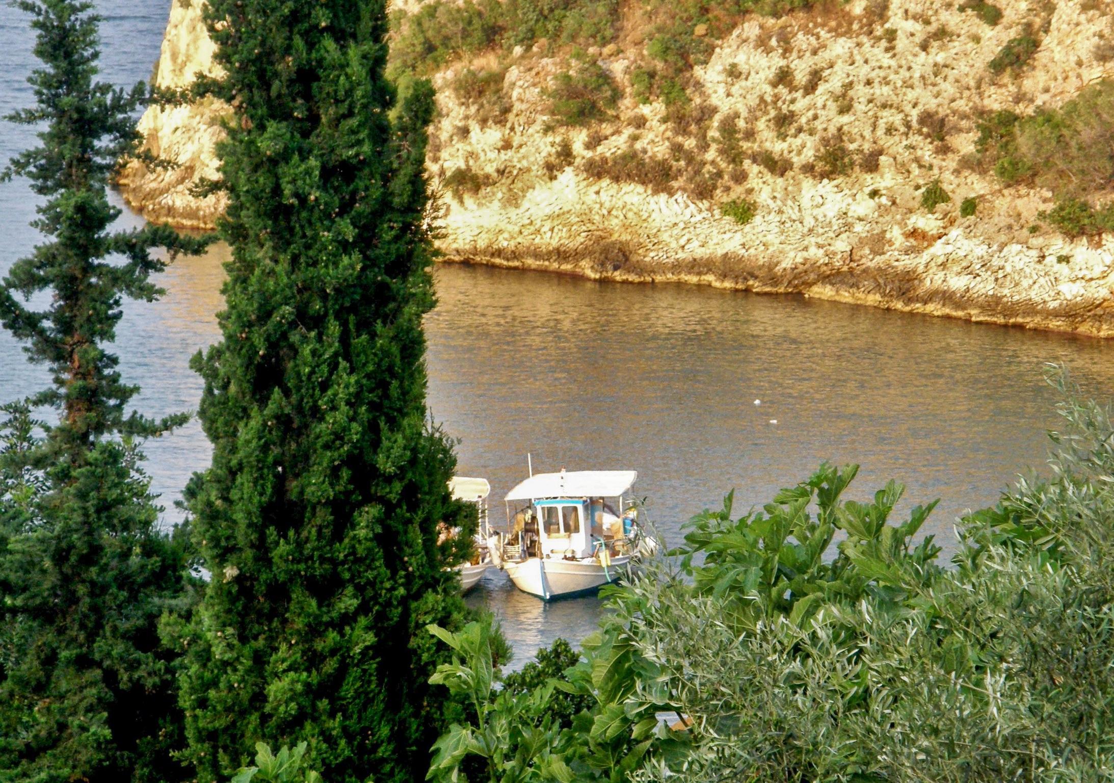 Ferienhaus Villa mit 6 Zimmern in Xiropigado mit herrlichem Meerblick, eingezäuntem Garten und W-LAN  (2201333), Xiropigado, , Peloponnes, Griechenland, Bild 31