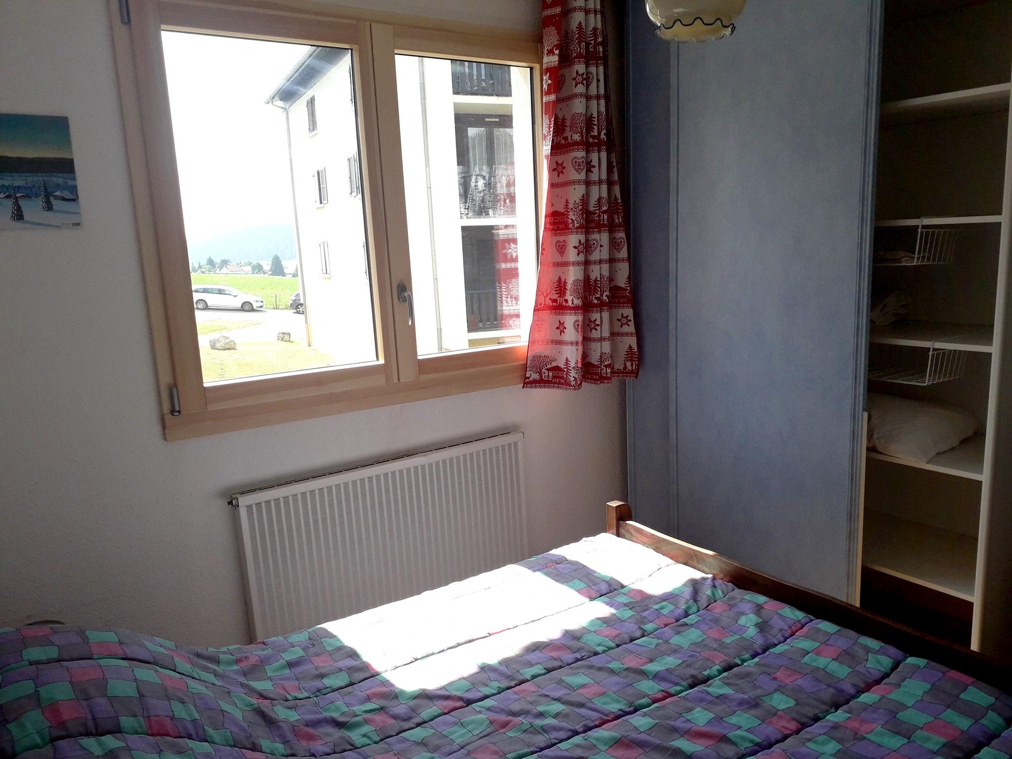 Appartement de vacances Wohnung mit einem Schlafzimmer in Métabief mit Pool und Balkon - 400 m vom Skigebiet entfe (2485992), Métabief, Doubs, Franche-Comté, France, image 11
