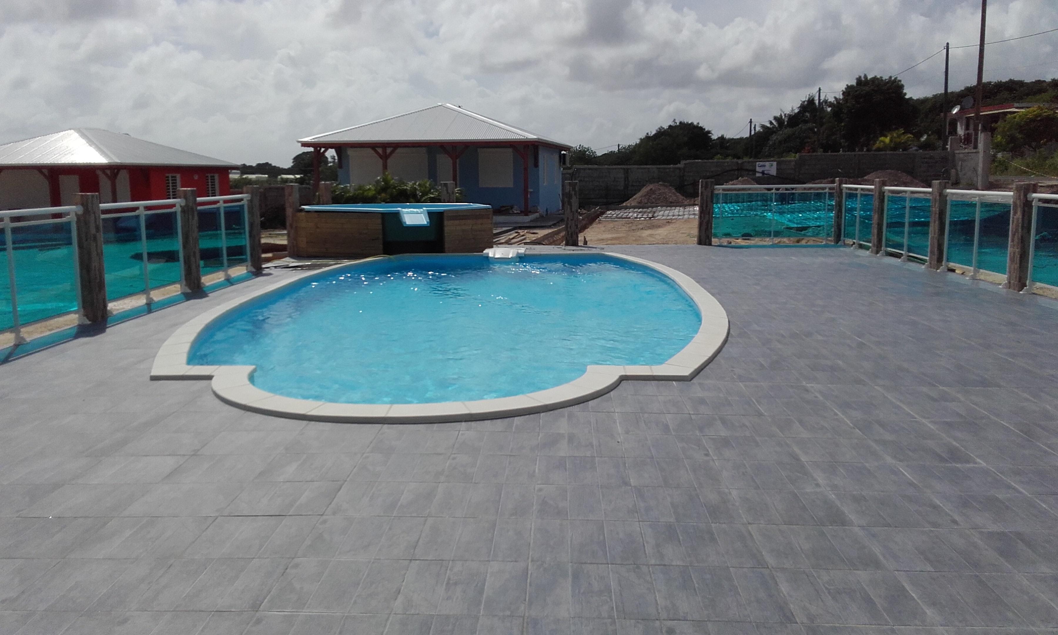Haus mit 2 Schlafzimmern in Saint François  Ferienhaus in Guadeloupe