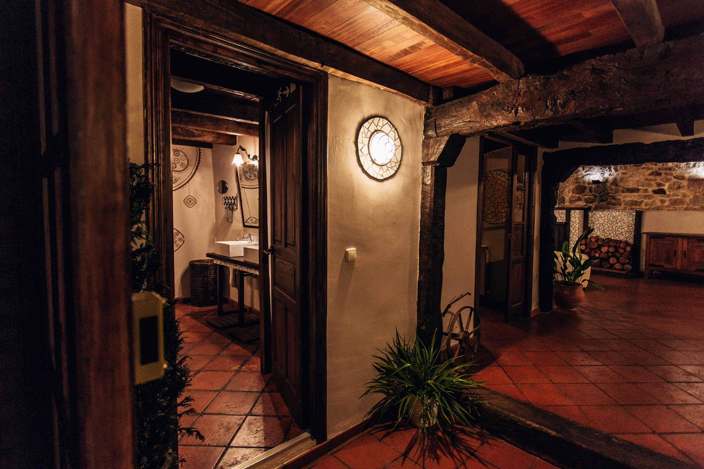 Ferienhaus Haus mit 5 Zimmern in Fuenteodra mit toller Aussicht auf die Berge, eingezäuntem Garten un (2211142), Fuenteodra, Burgos, Kastilien-León, Spanien, Bild 42