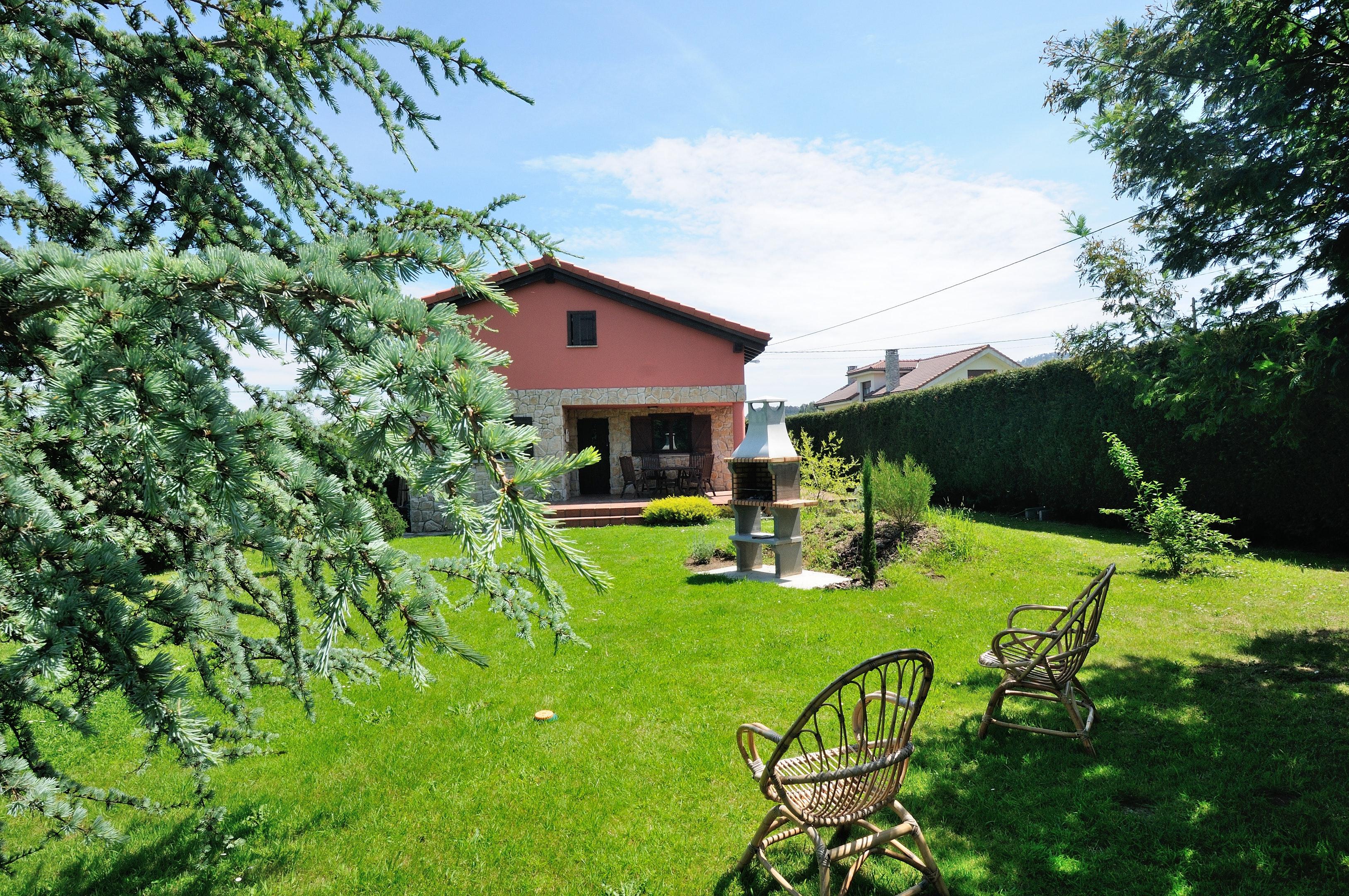 Ferienhaus Haus mit 3 Schlafzimmern in Albuerne mit eingezäuntem Garten - 6 km vom Strand entfernt (2208400), Albuerne, Costa Verde (ES), Asturien, Spanien, Bild 6