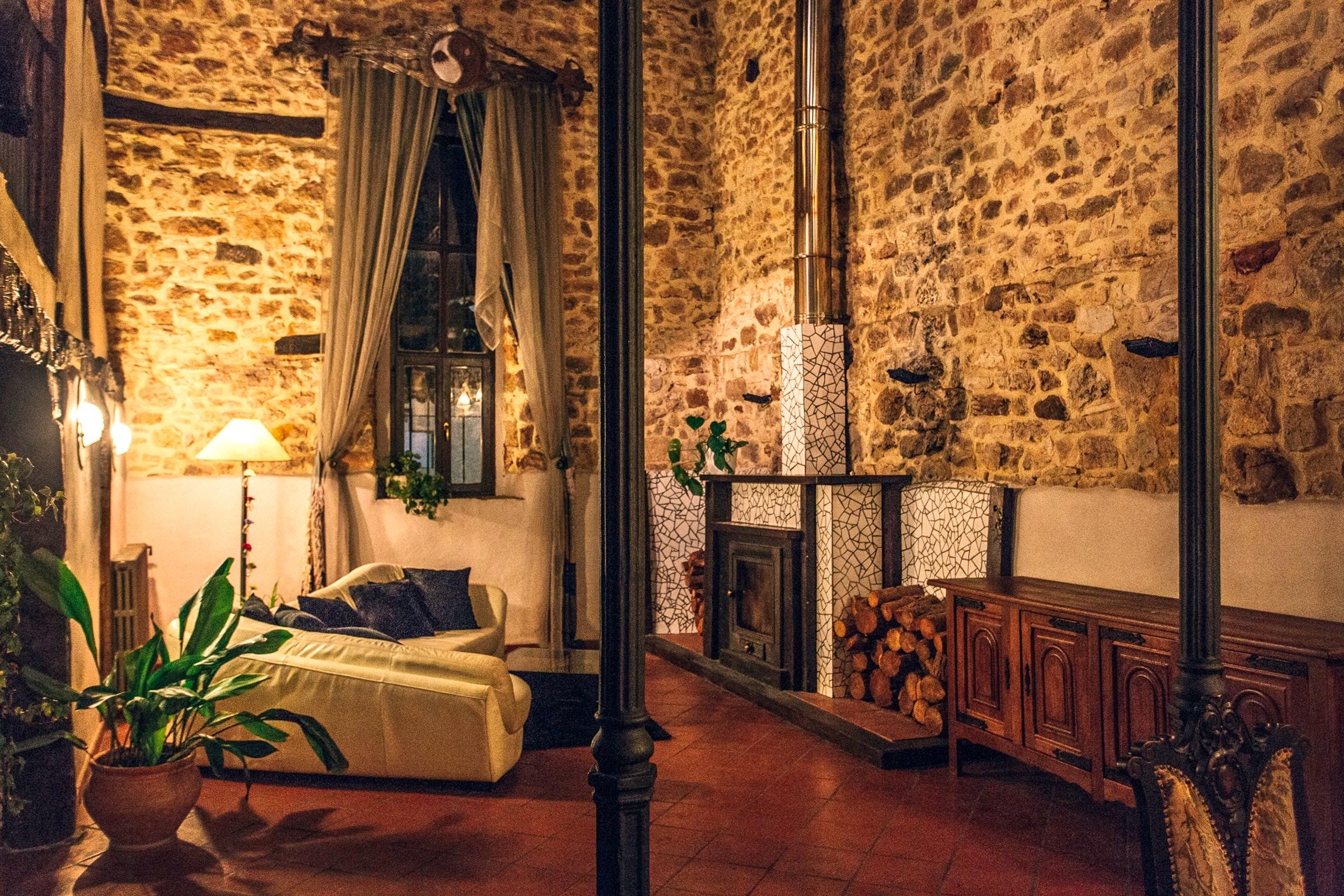 Ferienhaus Haus mit 5 Zimmern in Fuenteodra mit toller Aussicht auf die Berge, eingezäuntem Garten un (2211142), Fuenteodra, Burgos, Kastilien-León, Spanien, Bild 4
