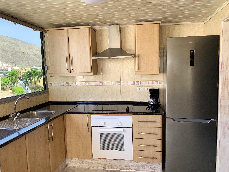 Appartement de vacances Wohnung mit 2 Schlafzimmern in Los Cristianos mit toller Aussicht auf die Berge, eingezäun (2202481), Los Cristianos, Ténérife, Iles Canaries, Espagne, image 3