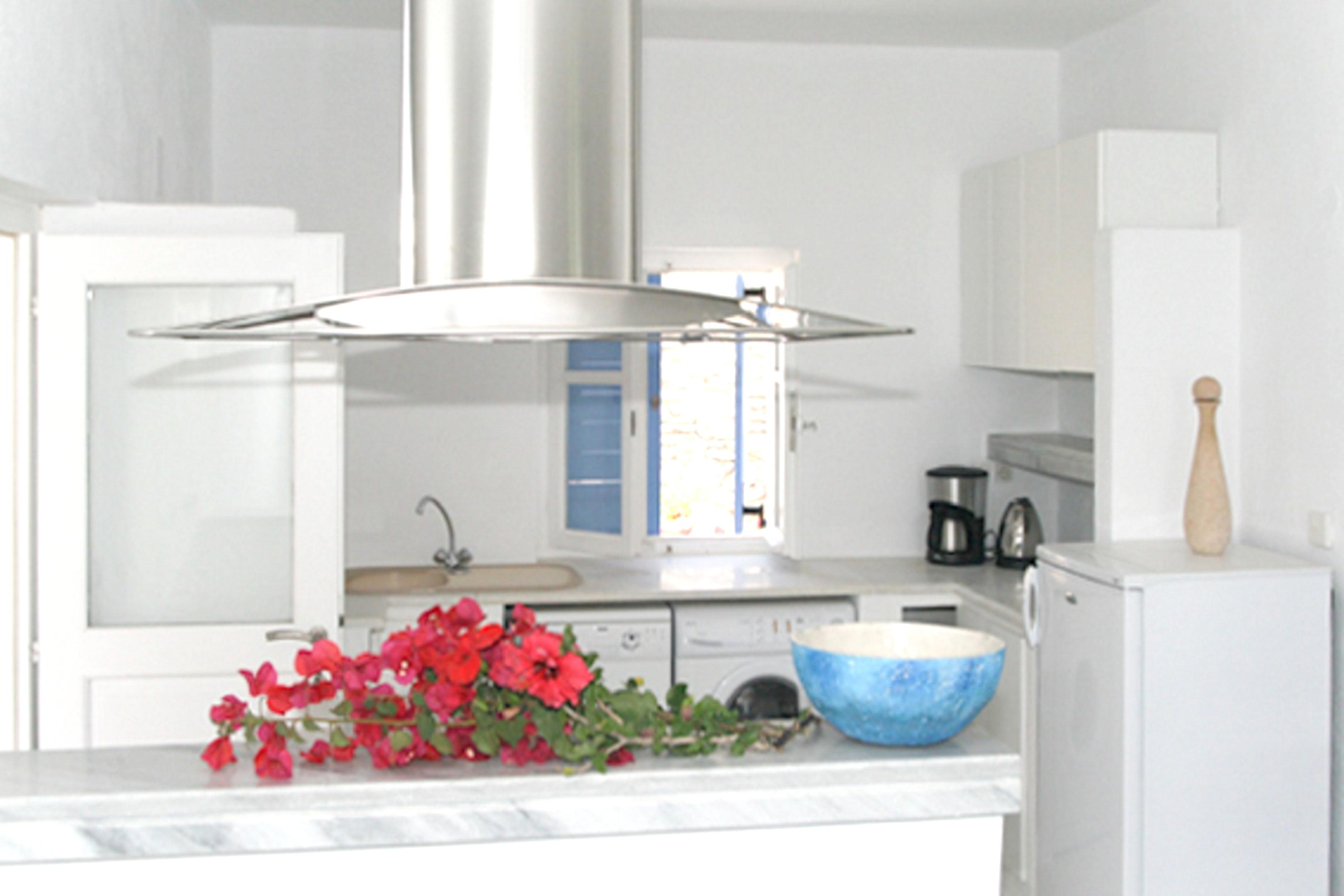 Holiday house Villa mit 3 Schlafzimmern in Paros mit herrlichem Meerblick, Pool und W-LAN - 1 km vom Str (2201537), Paros, Paros, Cyclades, Greece, picture 5