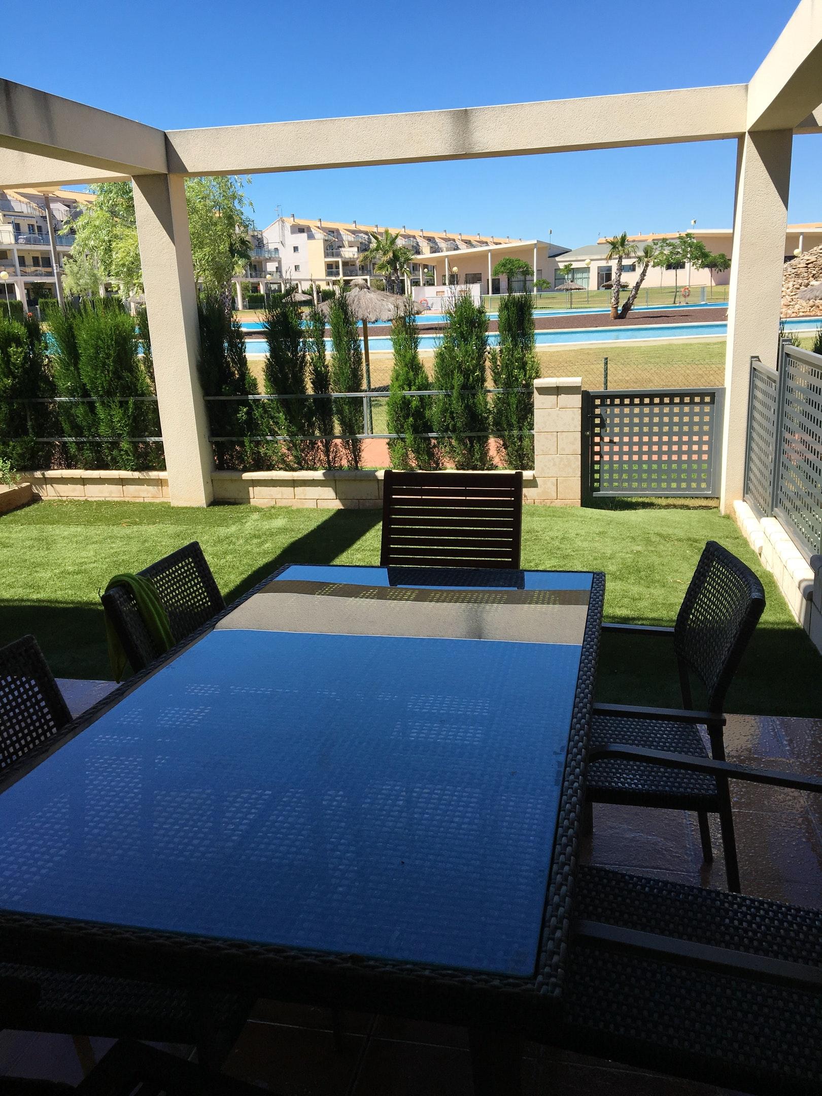Ferienwohnung Wohnung mit 2 Schlafzimmern in San Jordi mit Pool, möblierter Terrasse und W-LAN - 25 km v (2218181), San Jorge, Provinz Castellón, Valencia, Spanien, Bild 6
