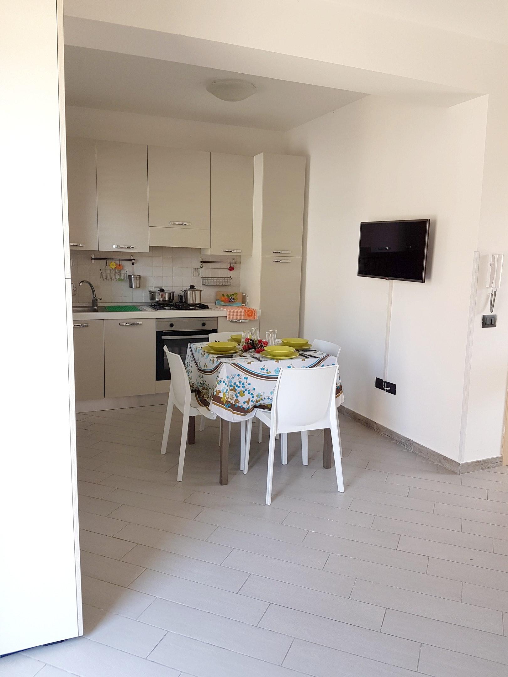 Maison de vacances Haus mit 2 Schlafzimmern in Lido di Noto mit möblierter Terrasse - 200 m vom Strand entfer (2420348), Lido di Noto, Siracusa, Sicile, Italie, image 4