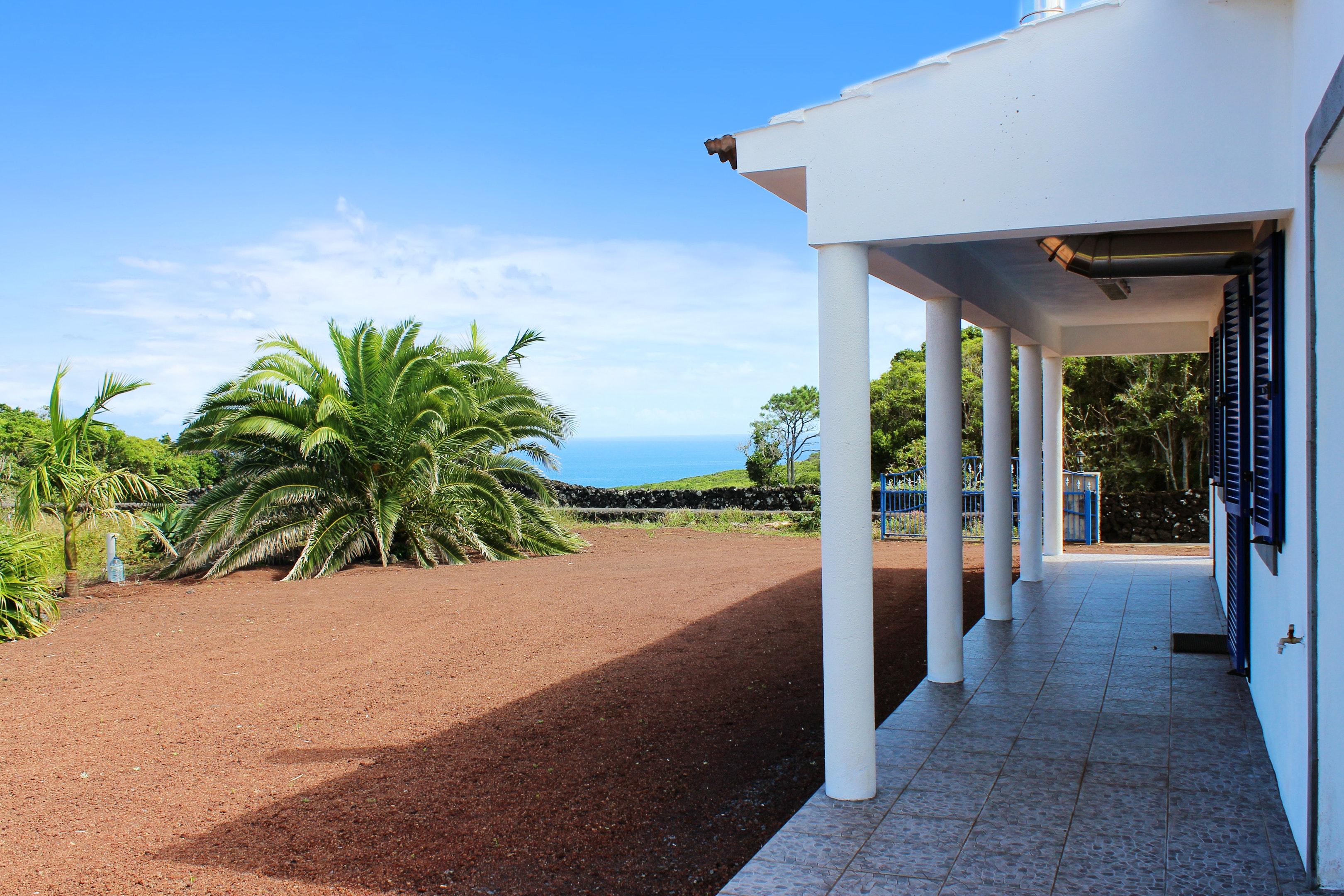 Ferienhaus Haus mit 2 Schlafzimmern in Baixa mit herrlichem Meerblick und eingezäuntem Garten (2202753), Baixa, Pico, Azoren, Portugal, Bild 15