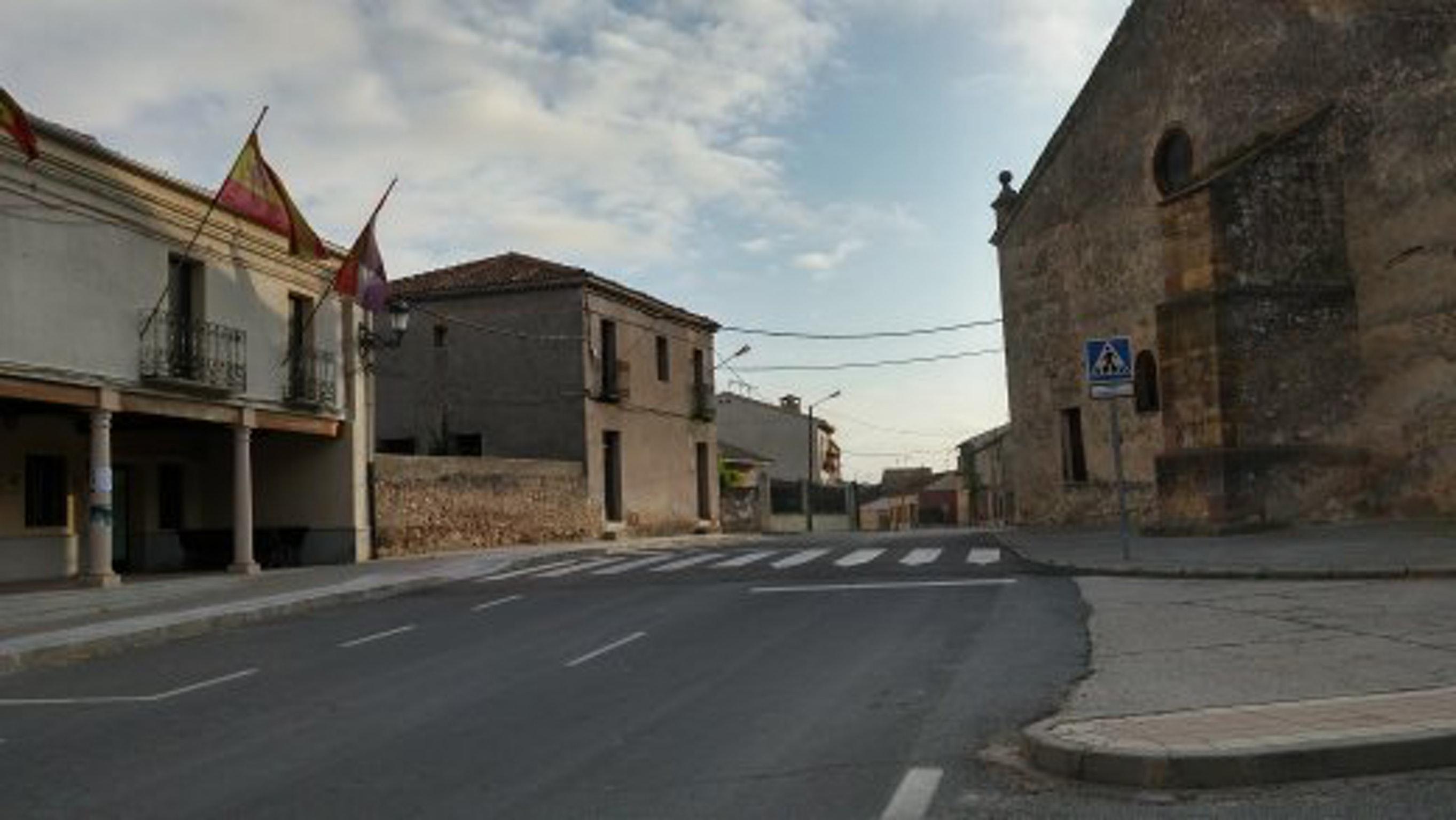 Ferienwohnung Wohnung mit 4 Schlafzimmern in Aldea Real mit Terrasse (2202151), Aldea Real, Segovia, Kastilien-León, Spanien, Bild 30