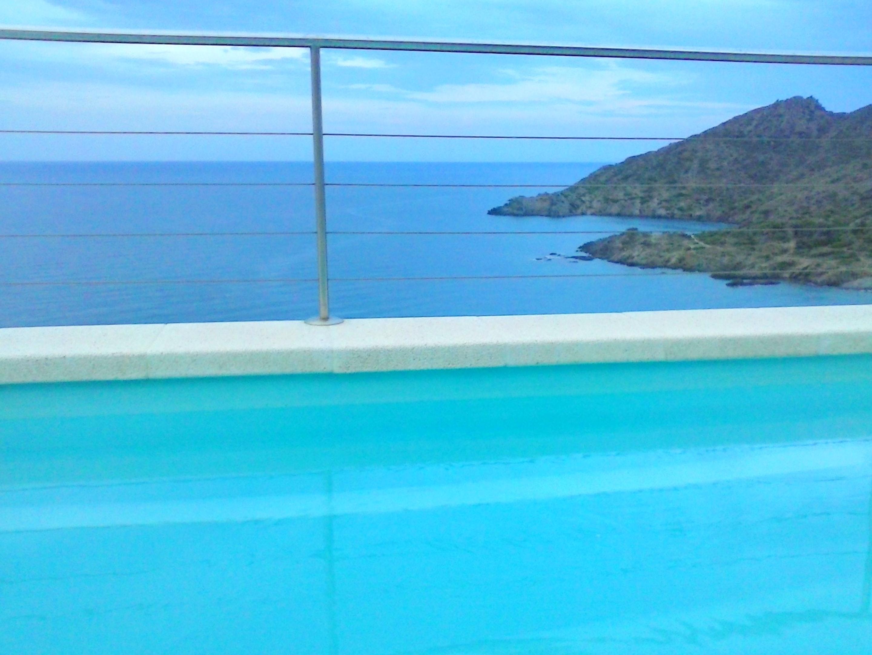 Ferienwohnung Wohnung mit einem Schlafzimmer in El Port de la Selva mit herrlichem Meerblick, Pool, möbl (2201531), El Port de la Selva, Costa Brava, Katalonien, Spanien, Bild 17