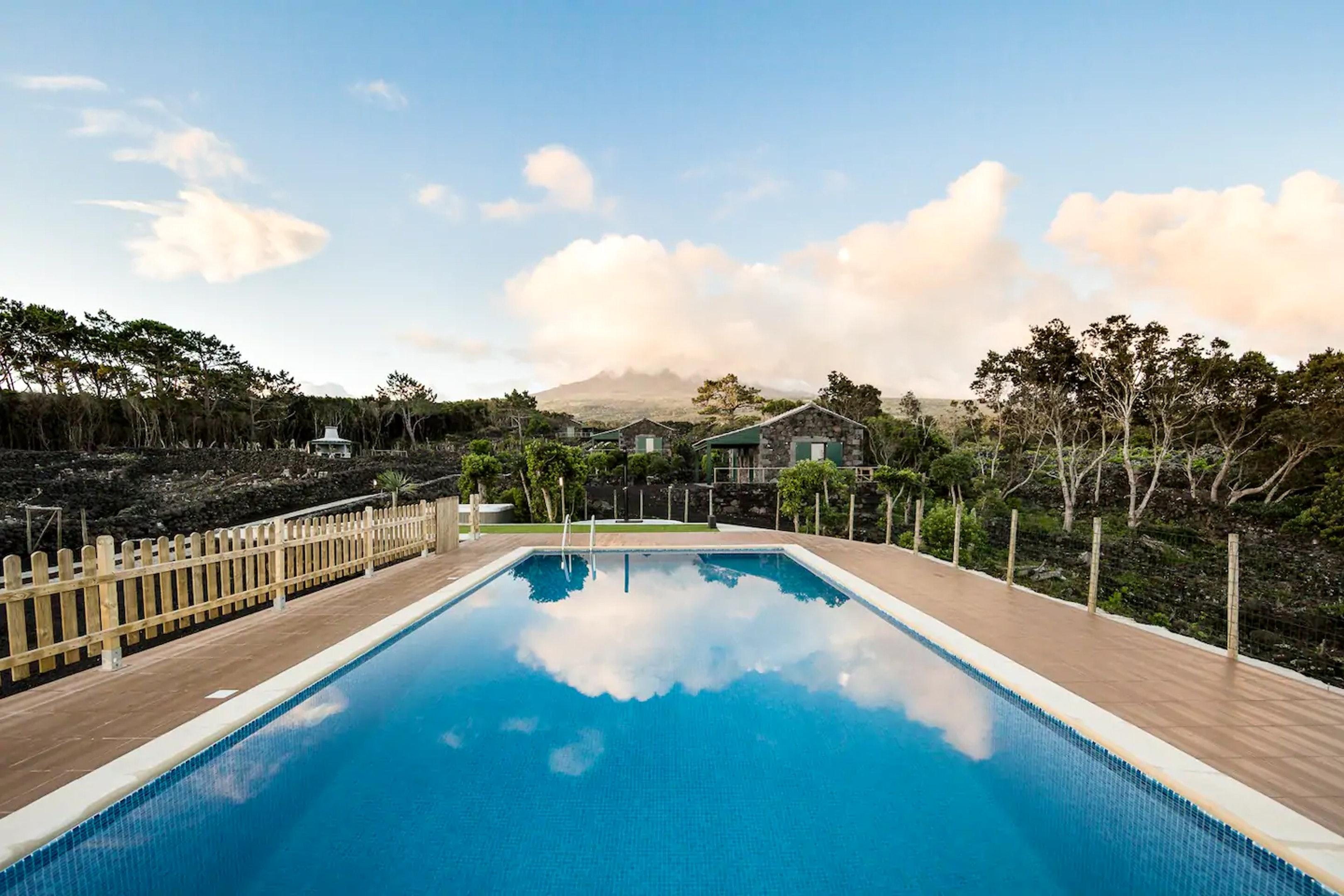 Ferienhaus Haus mit einem Schlafzimmer in Lajido mit herrlichem Meerblick, Pool, eingezäuntem Garten (2663919), São Roque do Pico, Pico, Azoren, Portugal, Bild 2