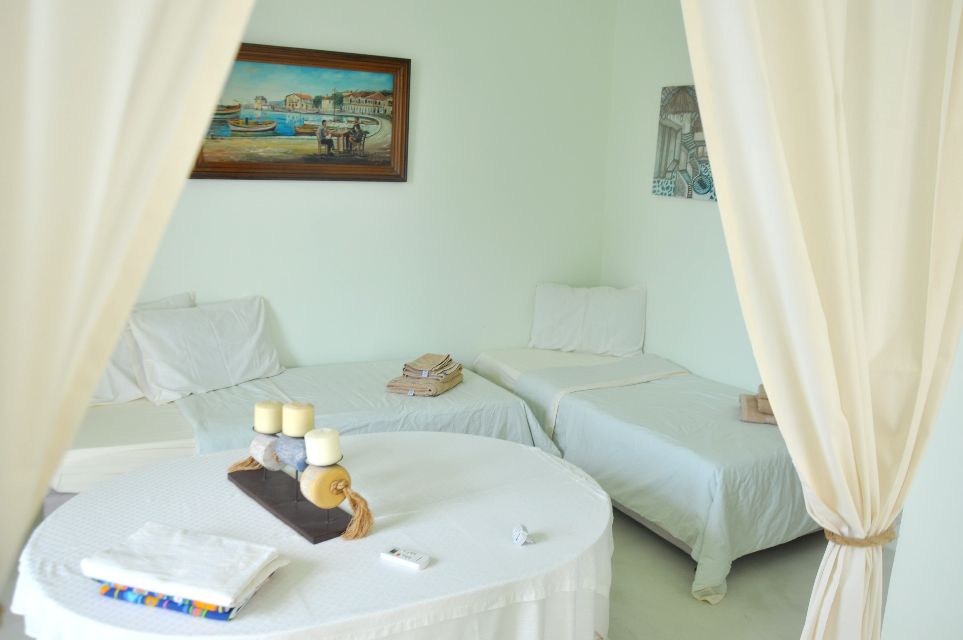 Ferienwohnung Wohnung mit 2 Schlafzimmern in Psathi mit herrlichem Meerblick und möblierter Terrasse - 7 (2201600), Kimolos, Kimolos, Kykladen, Griechenland, Bild 5