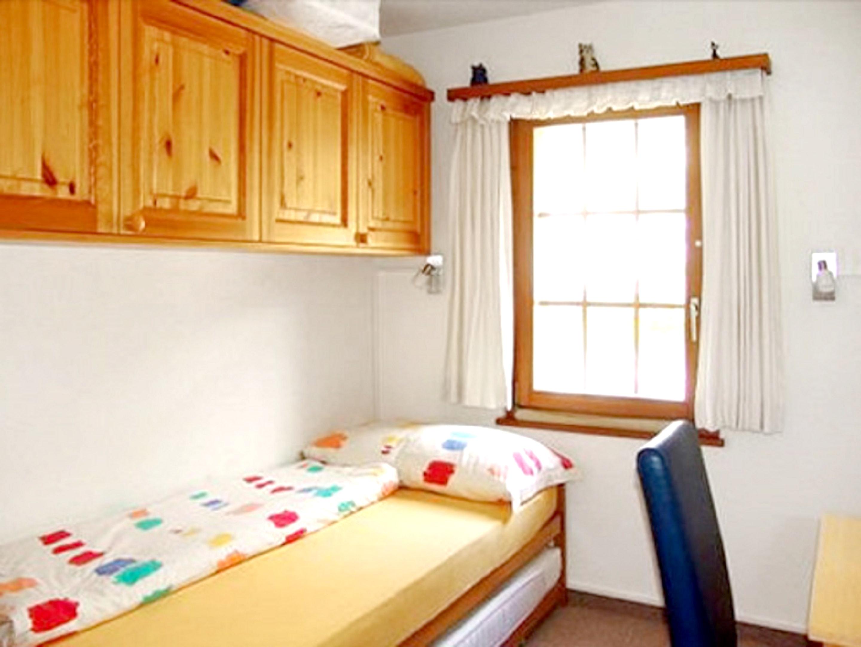 Maison de vacances Hütte mit 3 Schlafzimmern in Bellwald mit toller Aussicht auf die Berge, Balkon und W-LAN (2201041), Bellwald, Aletsch - Conches, Valais, Suisse, image 6